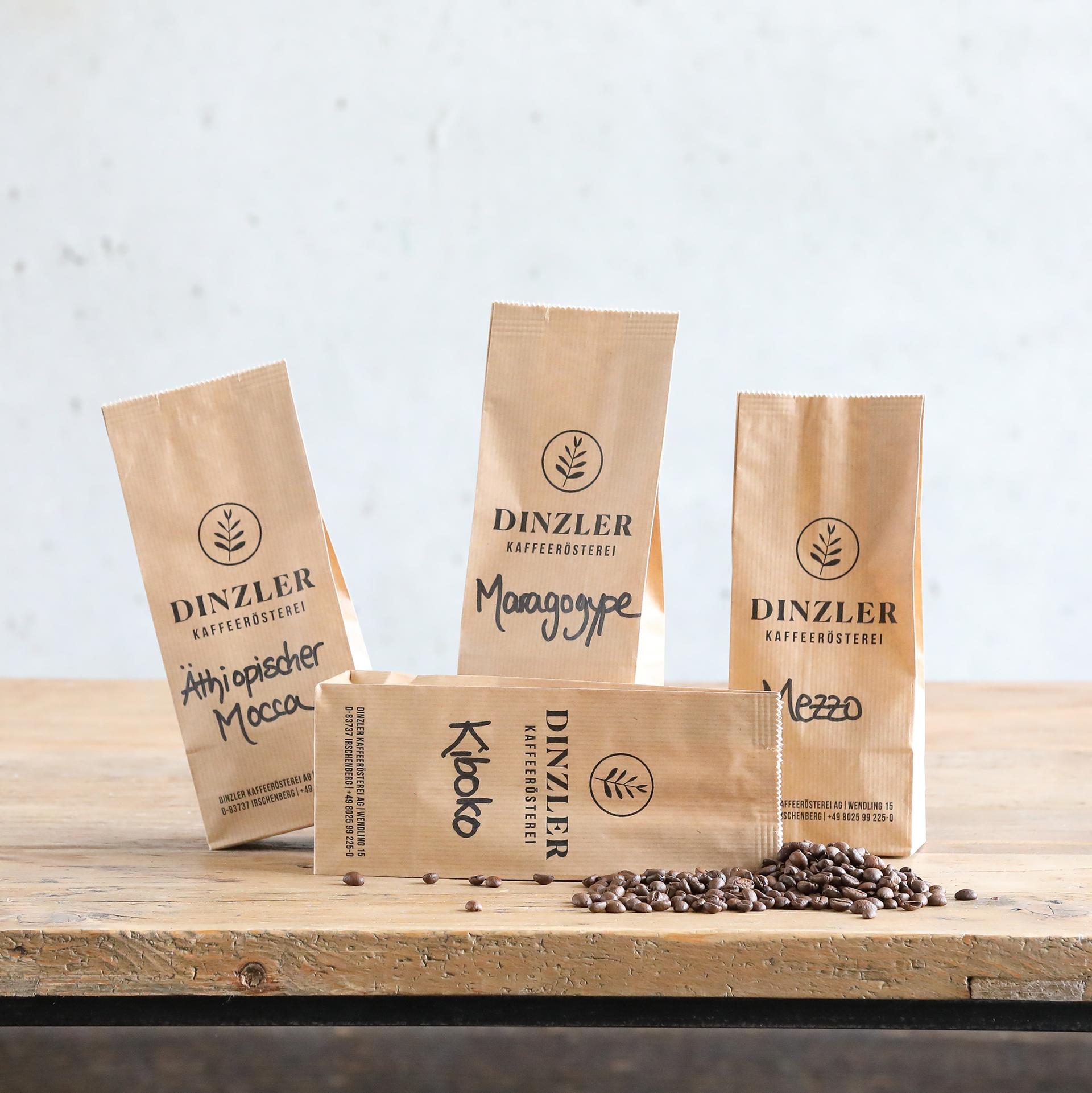 Kaffeepaket Online Kaffeeverkostung für den 29. Mai 2021