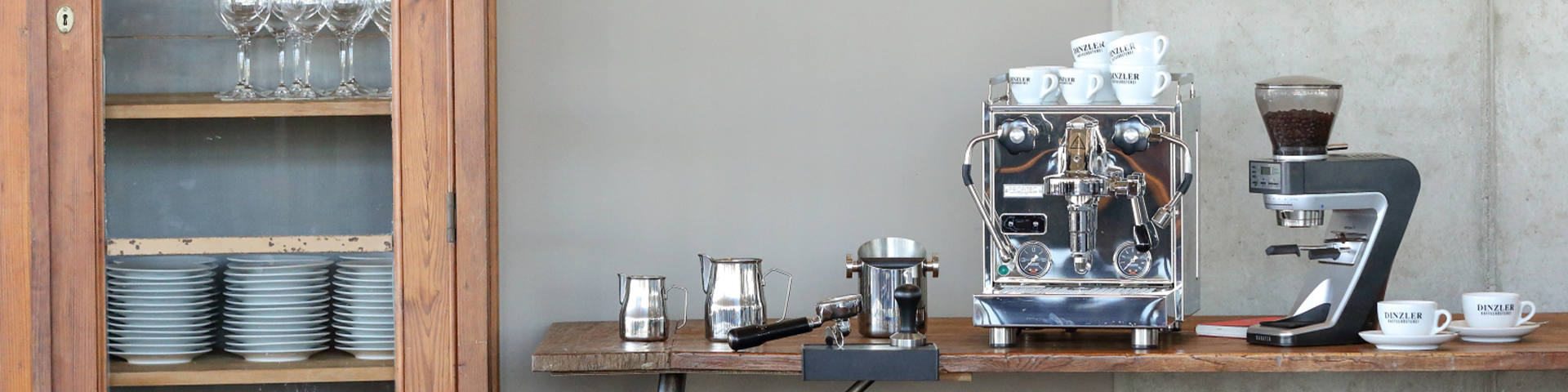 Baristazubehör - Für den perfekten Espresso