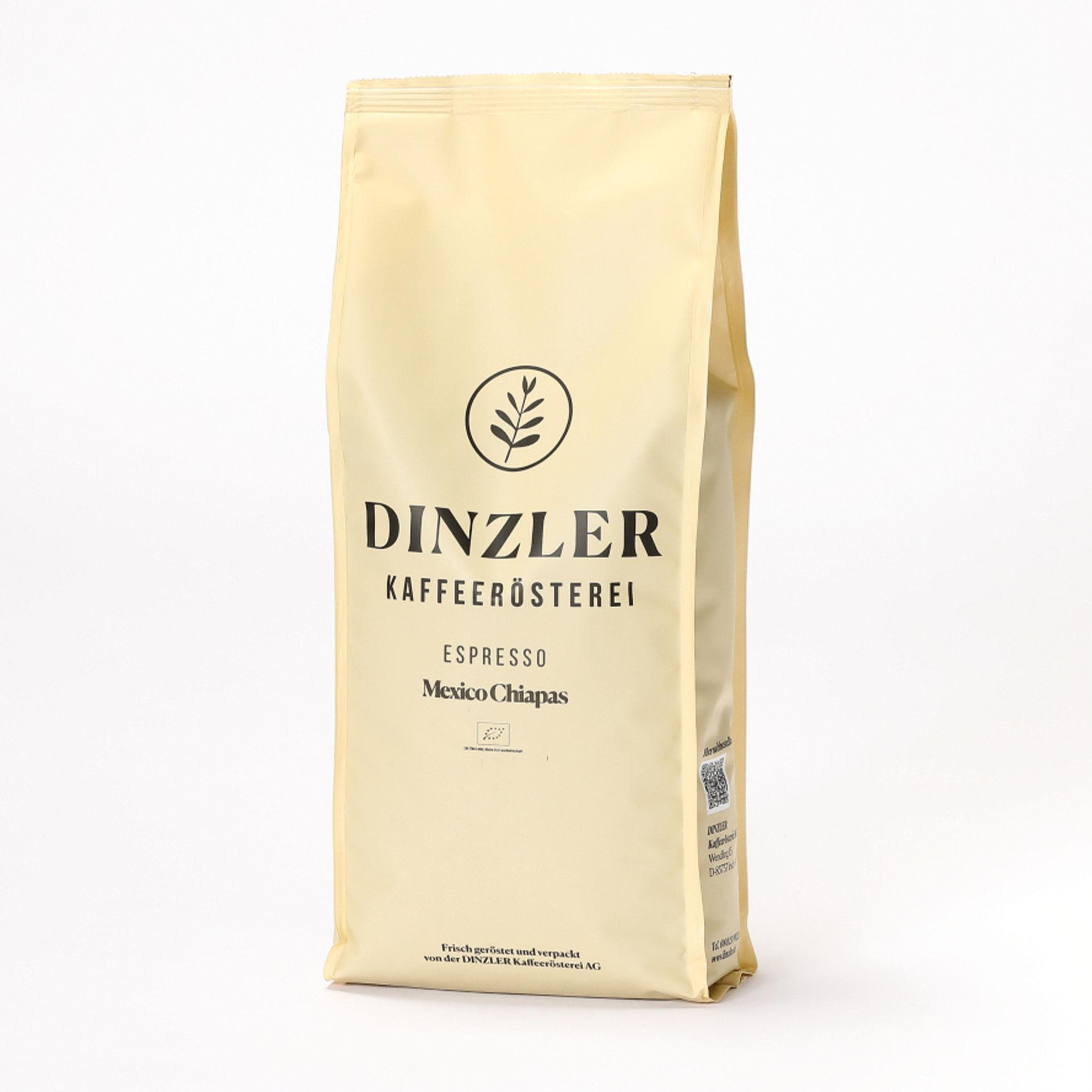 DINZLER Espresso Mexico Chiapas