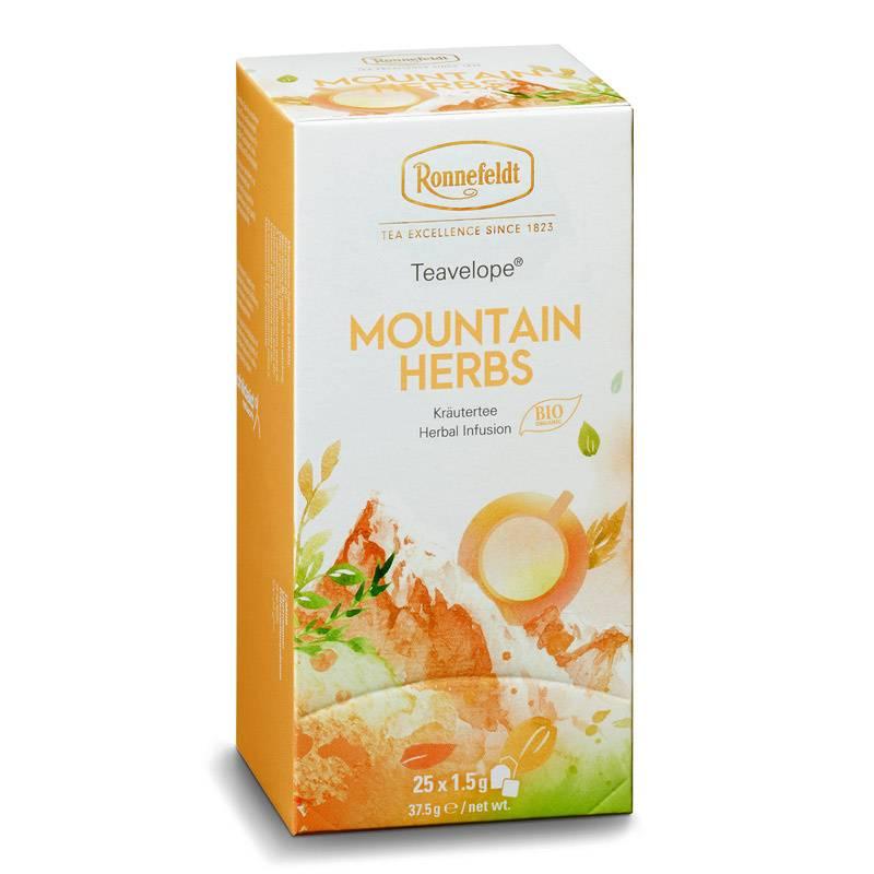 Ronnefeldt Teavelope Mountain Herb