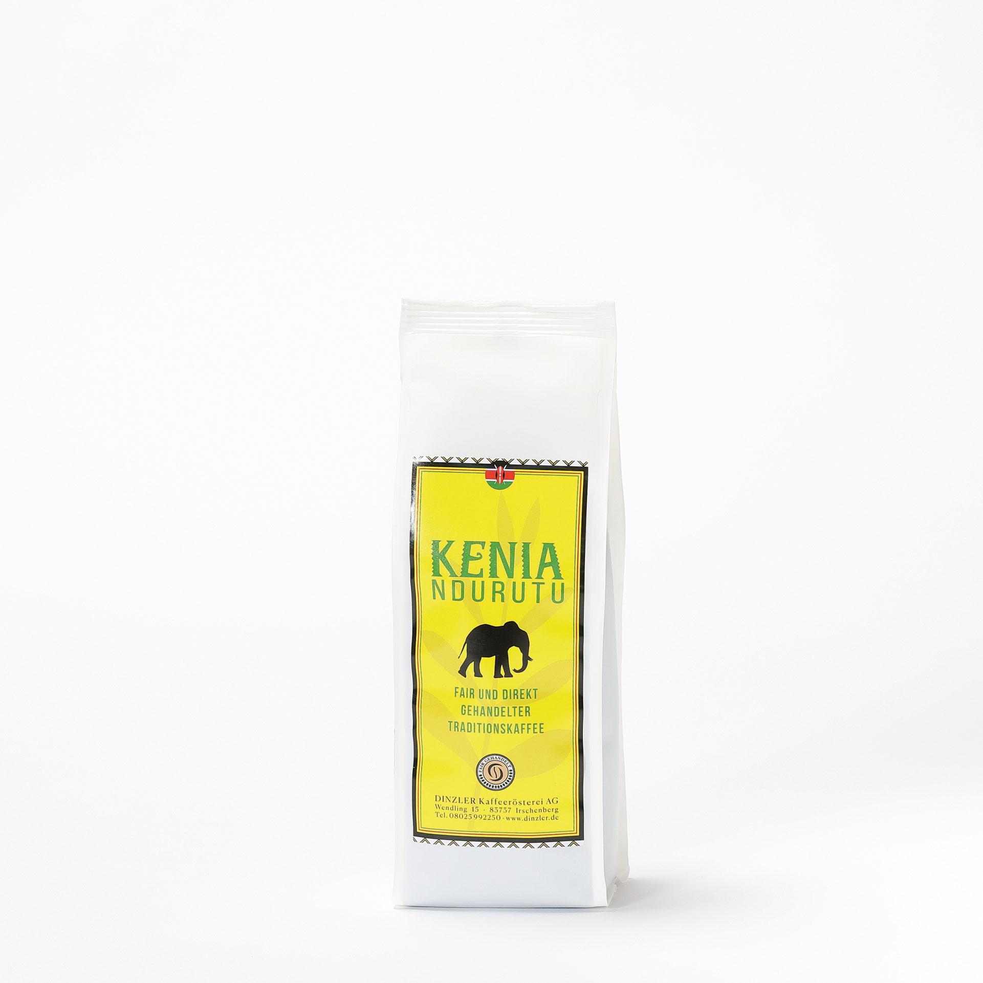 DINZLER Kaffee Kenia Ndurutu