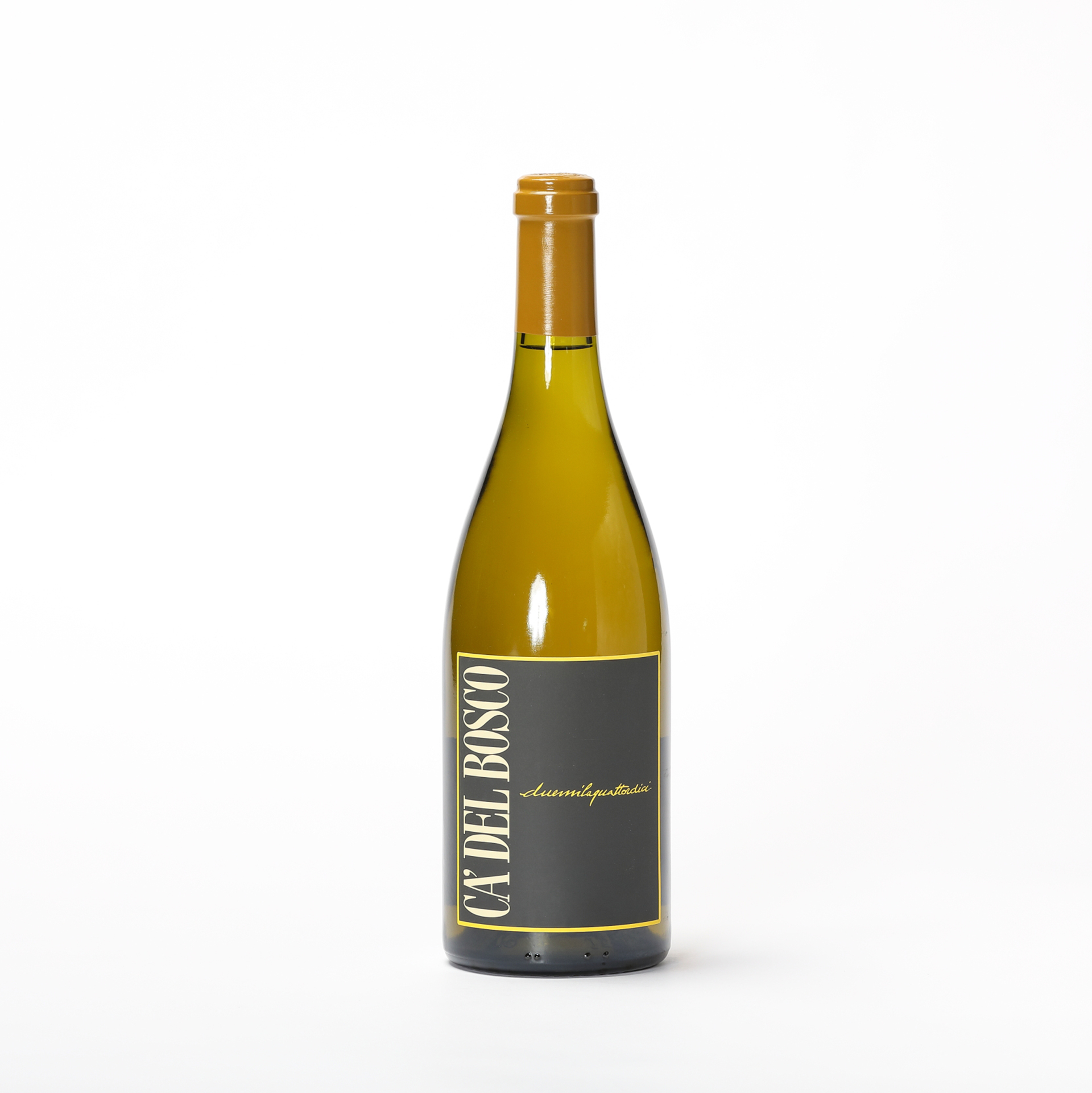 Curtefranca DOC Chardonnay 2015 - Weingut Ca` del Bosco