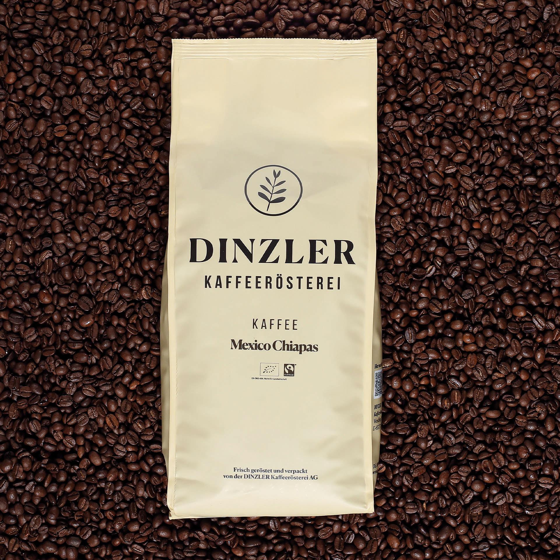 Kaffee Mexico Chiapas | DINZLER Shop