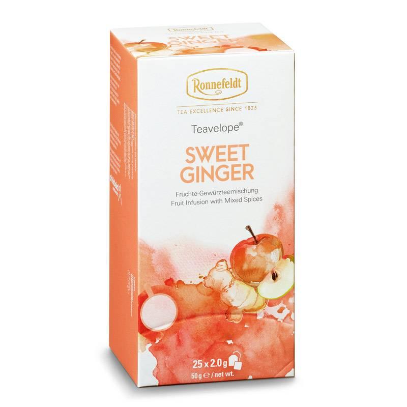 Ronnefeldt Teavelope Sweet Ginger