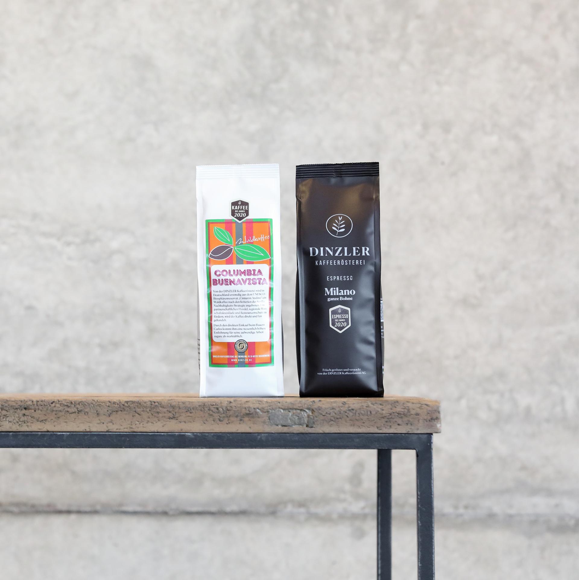 Kaffee des Jahres-Set