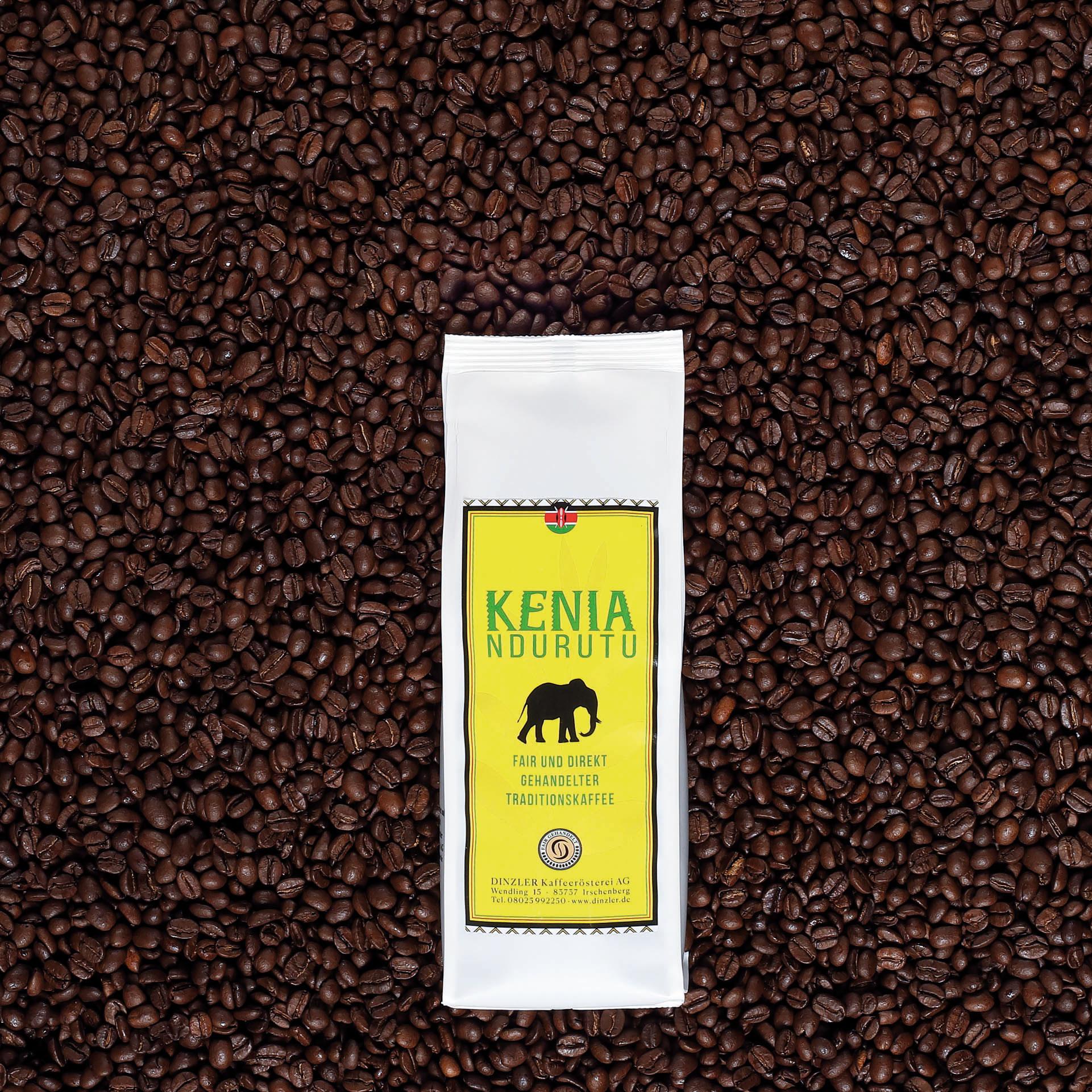 Kaffee Kenia Ndurutu | DINZLER Shop