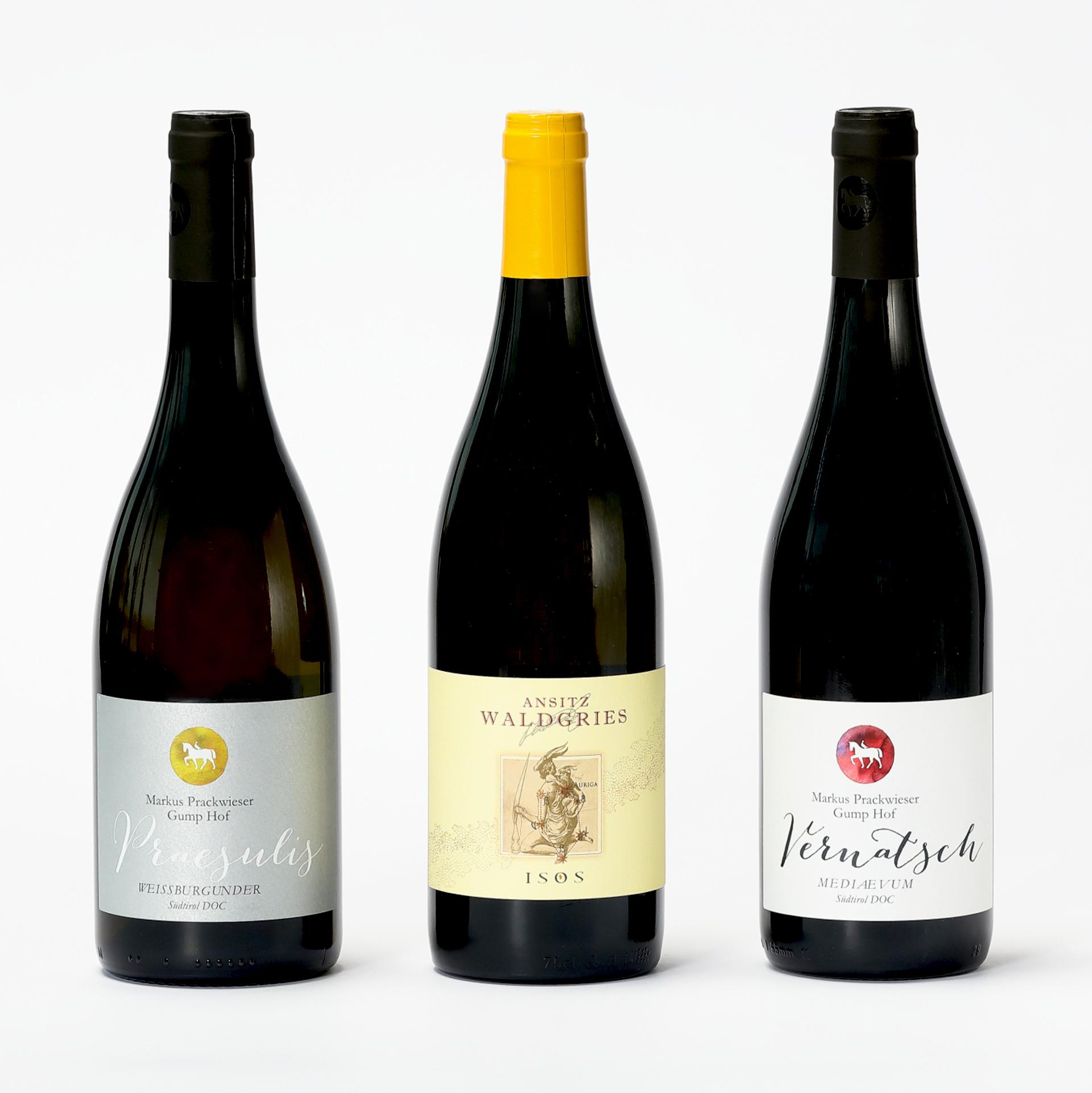 Weinreise Südtirol