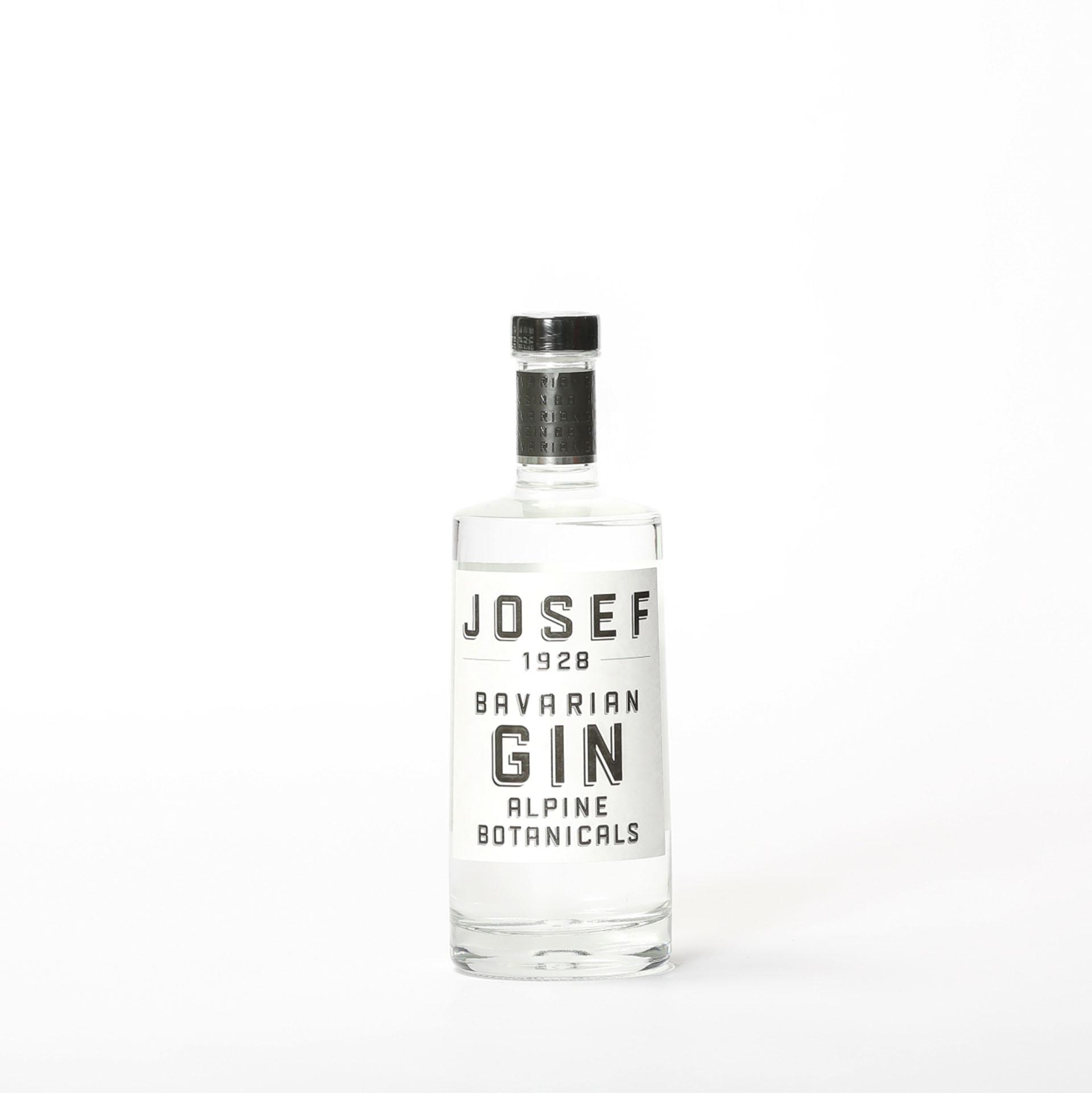 Produktbild JOSEF Gin Alpine Botanicals - Lantenhammer| DINZLER Kaffeerösterei