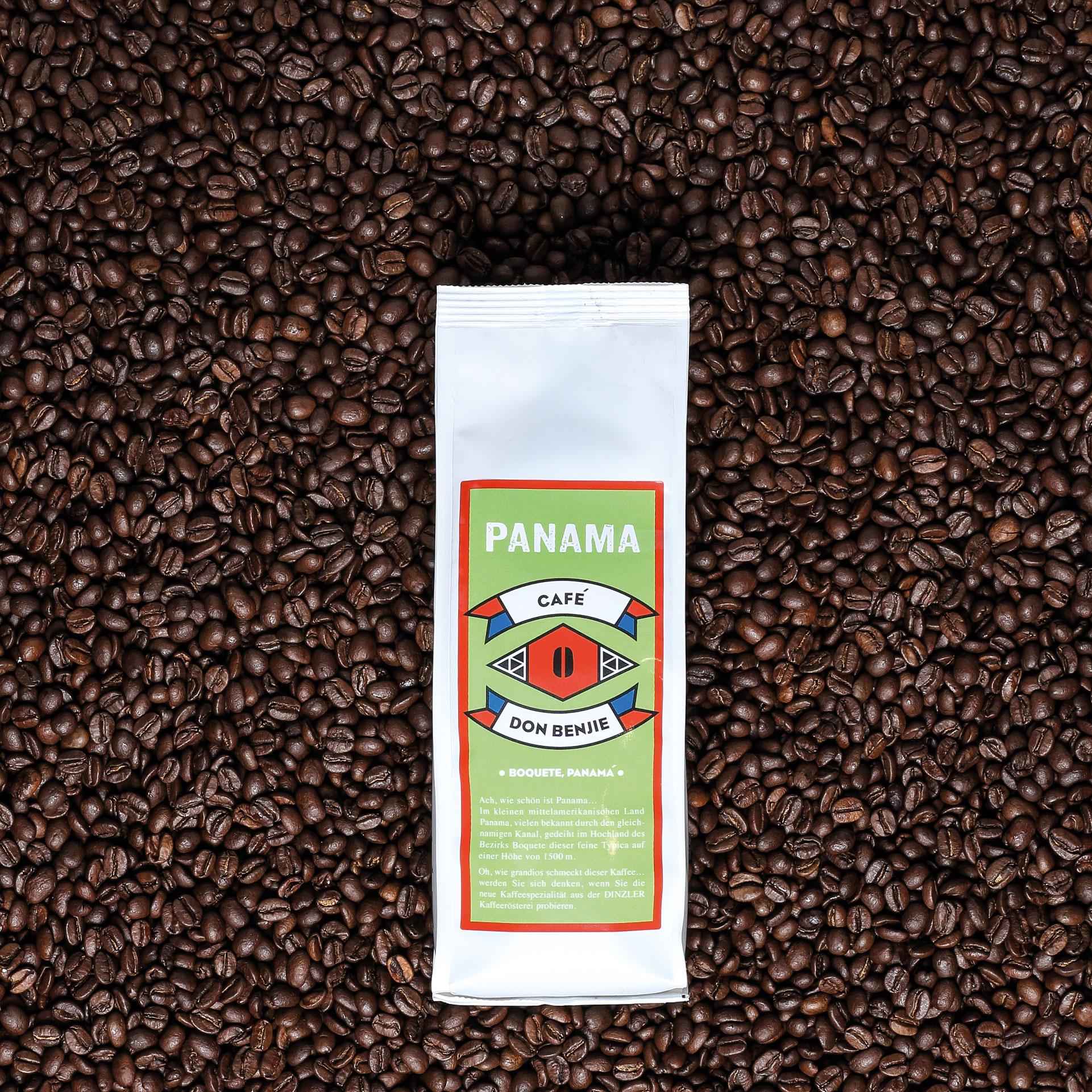 Kaffee Panama Don Benjie | DINZLER Shop