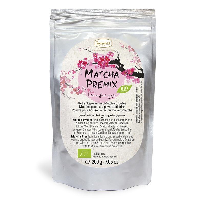 Ronnefeldt Tee Matcha Premix