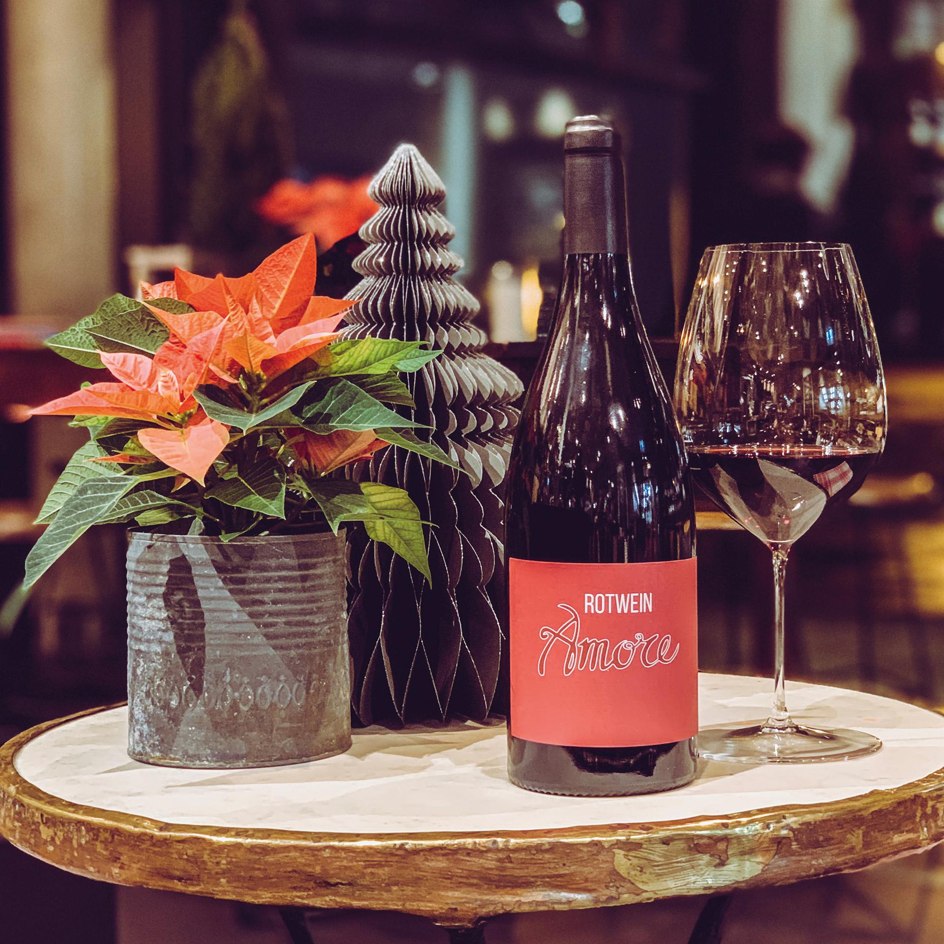 DINZLER Amore Rotwein Cuvée 2016 - Weingut Klumpp