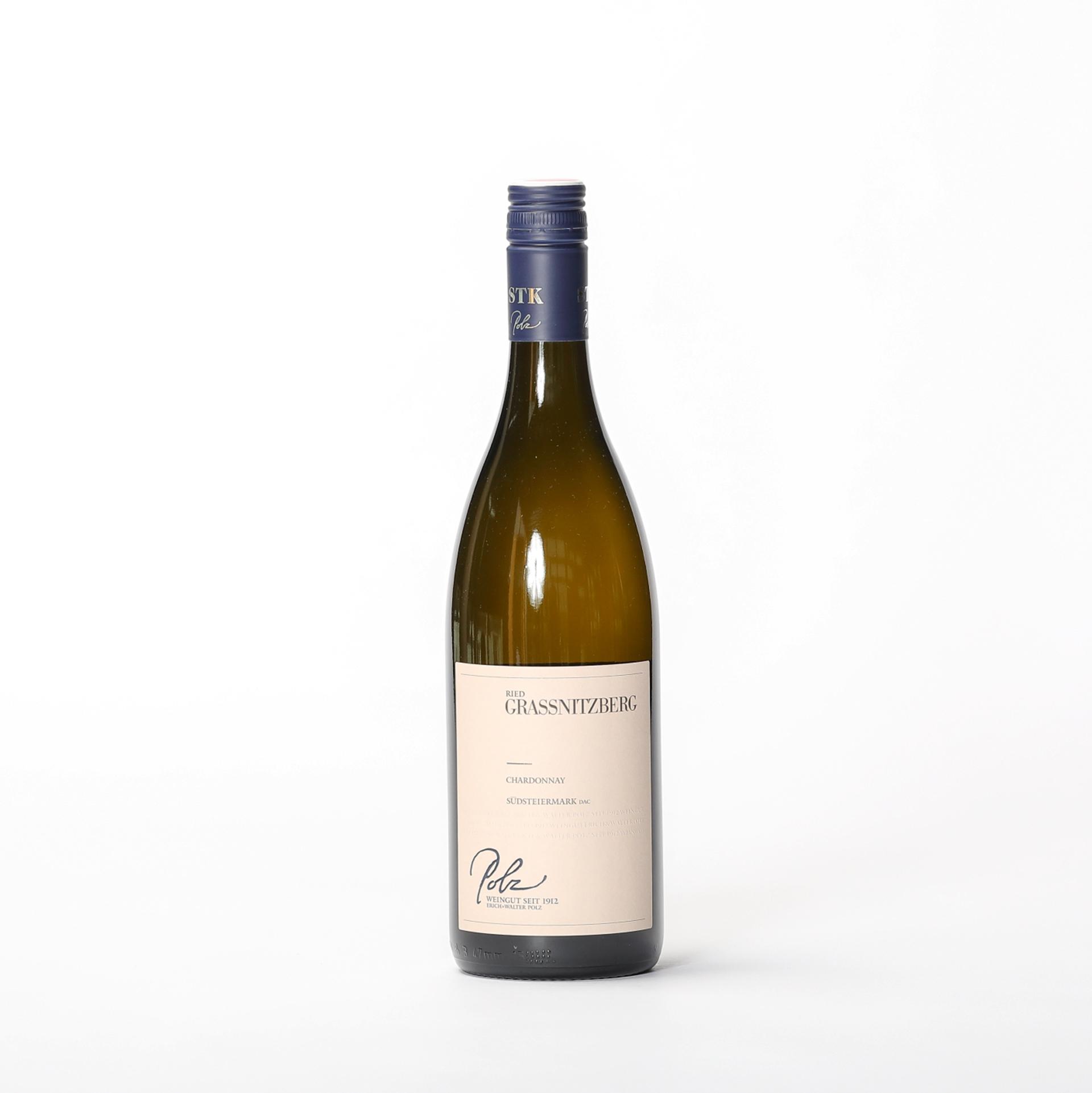 Grassnitzberg Chardonnay 2018 - Weingut Erich & Walter Polz