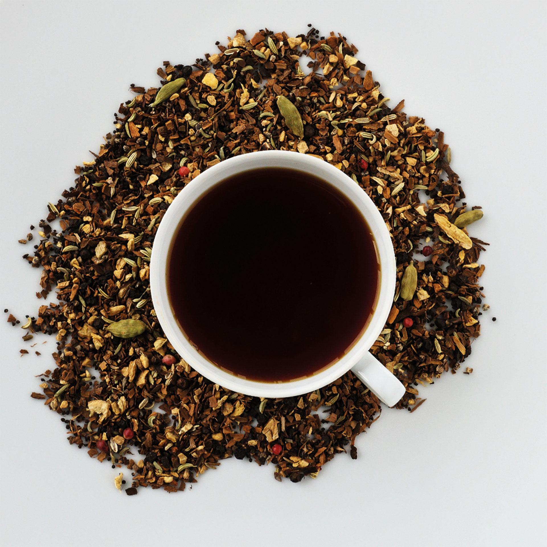 Bio Tee Mysterious orient DINZLER Teeselektion