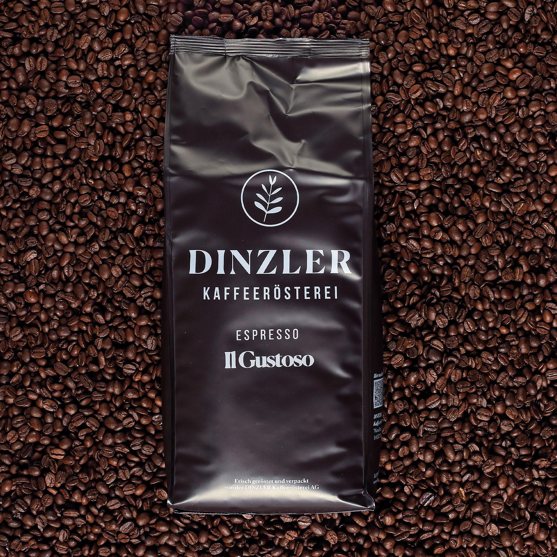 Espresso Il Gustoso | DINZLER Shop