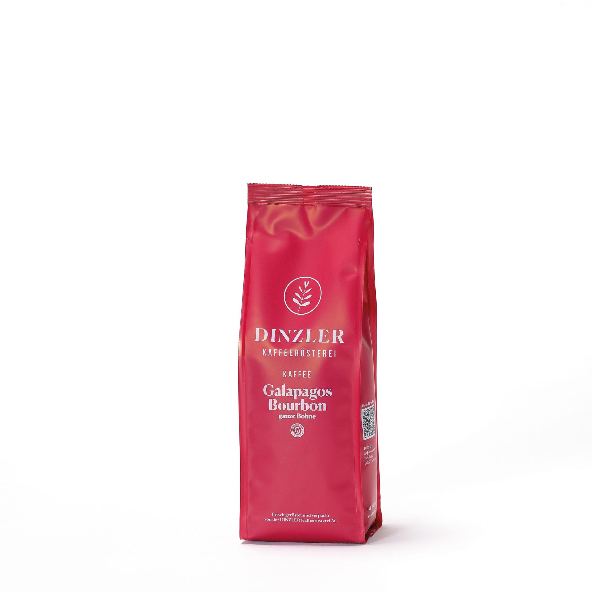 DINZLER Kaffee Galapagos Bourbon