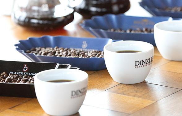 Baristakurse - DINZLER Kaffeeakademie
