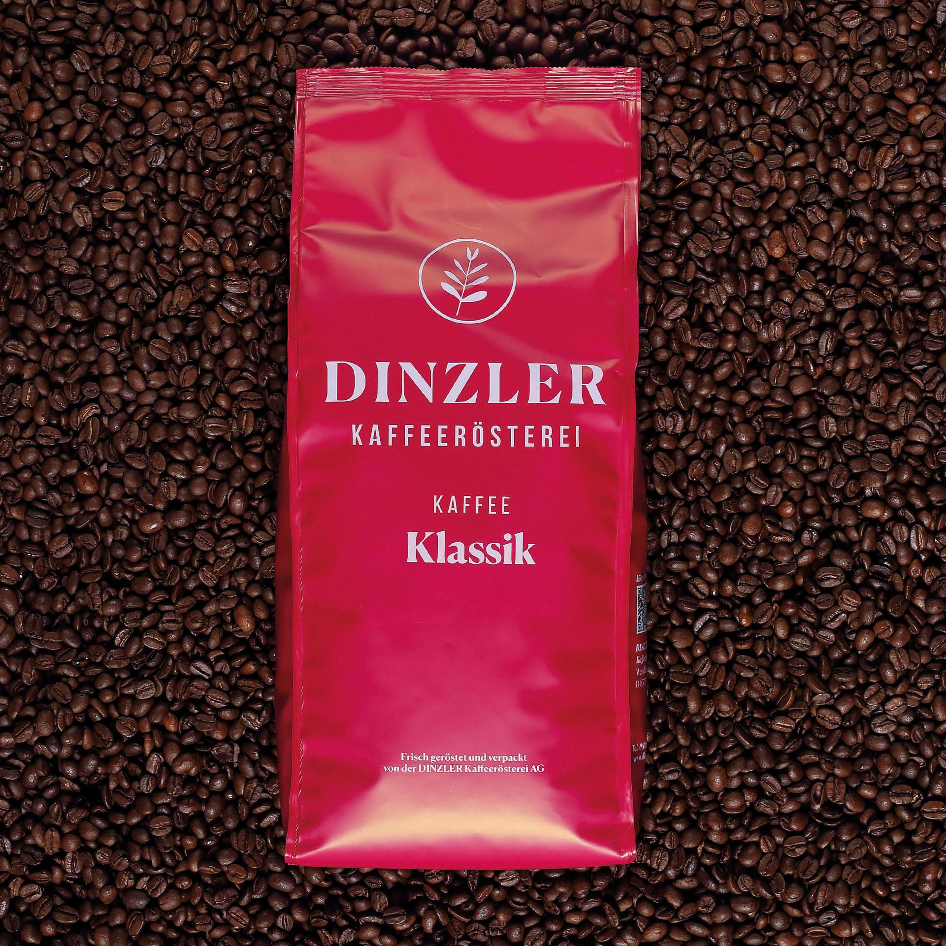 Kaffee Klassik | DINZLER Shop