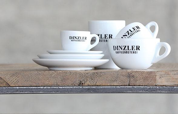 Tassen - DINZLER Porzellan