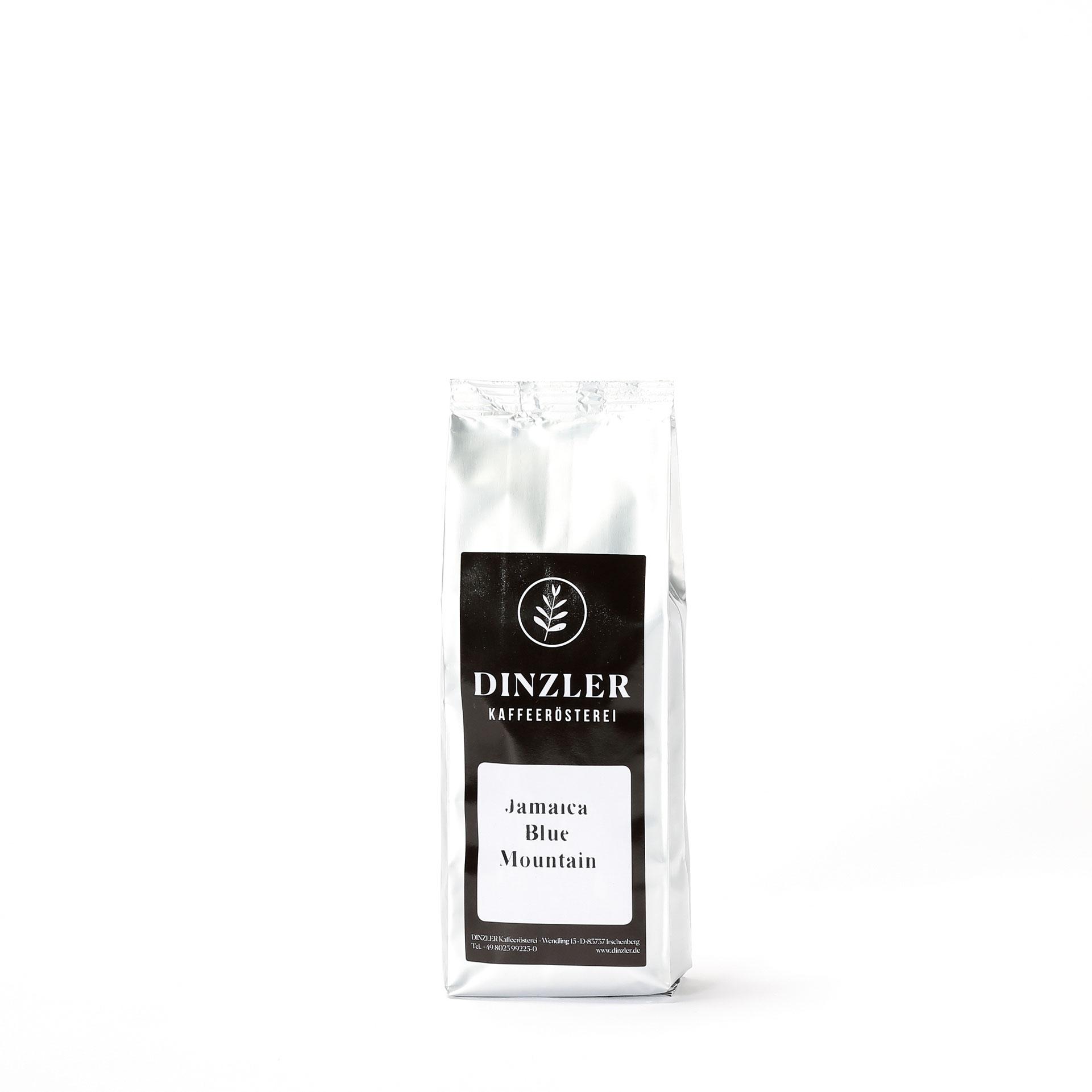 DINZLER Espresso Jamaica Bluemountain