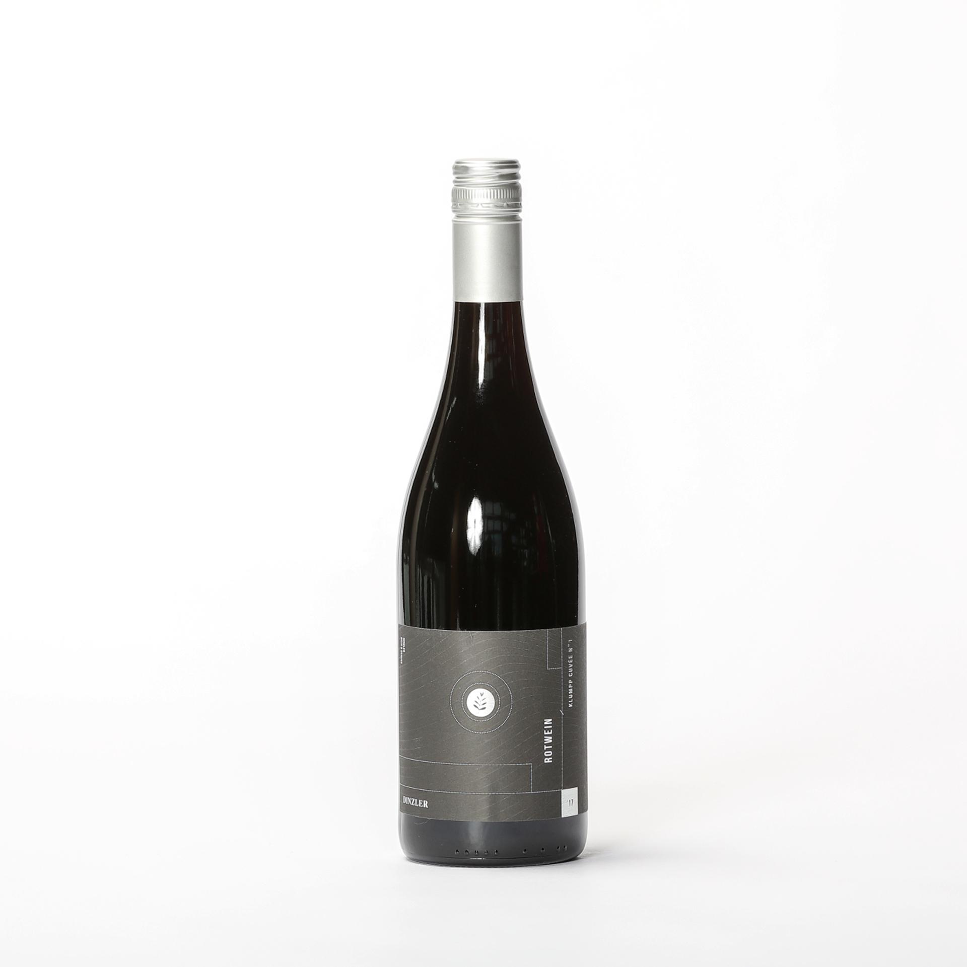 DINZLER Hauswein Cuvée rot (No1) 2018 - Weingut Klumpp