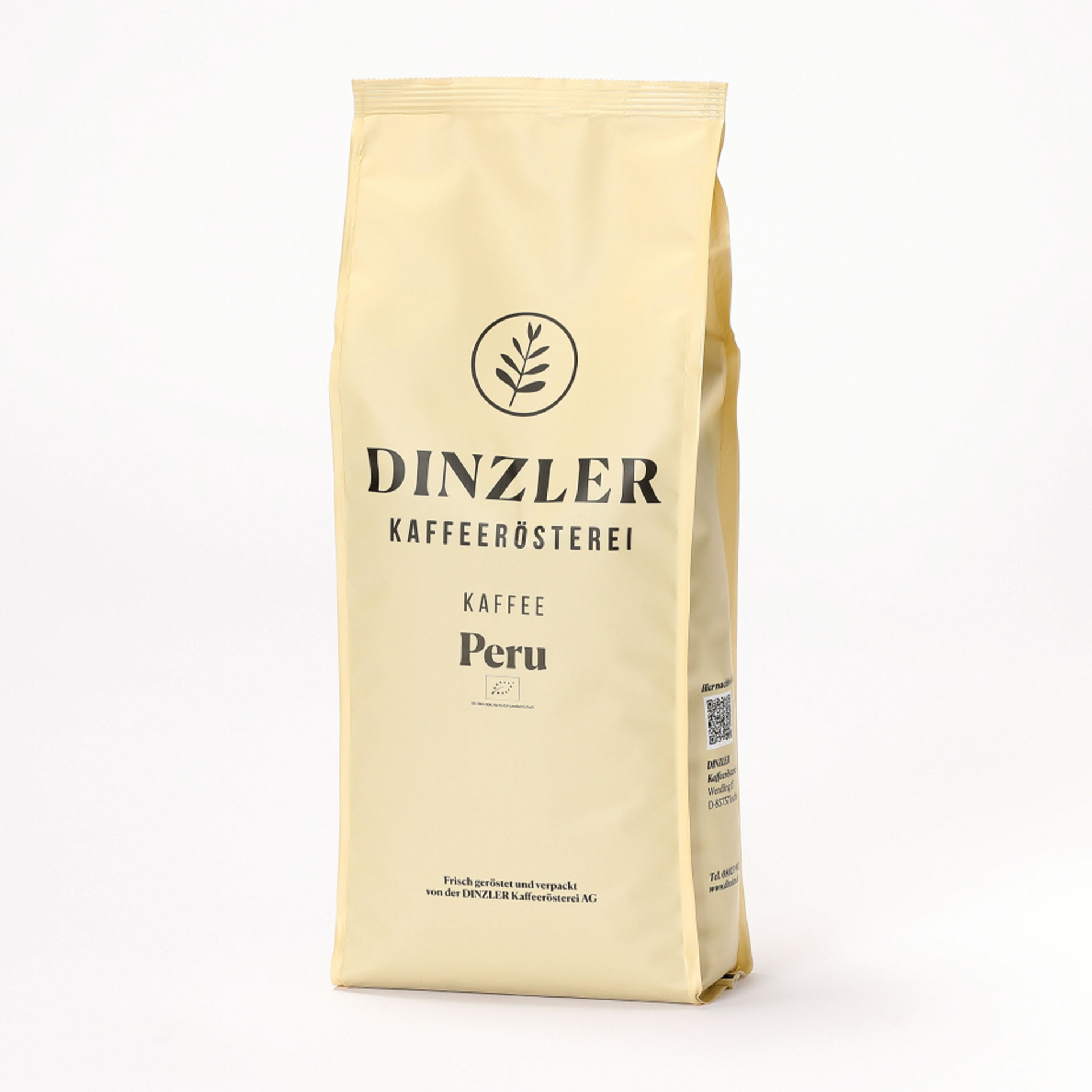 DINZLER Kaffee Peru