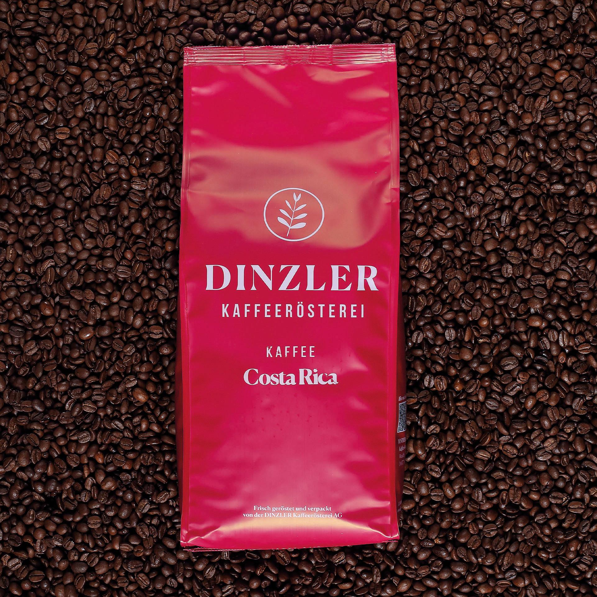 Kaffee Costa Rica | DINZLER Shop