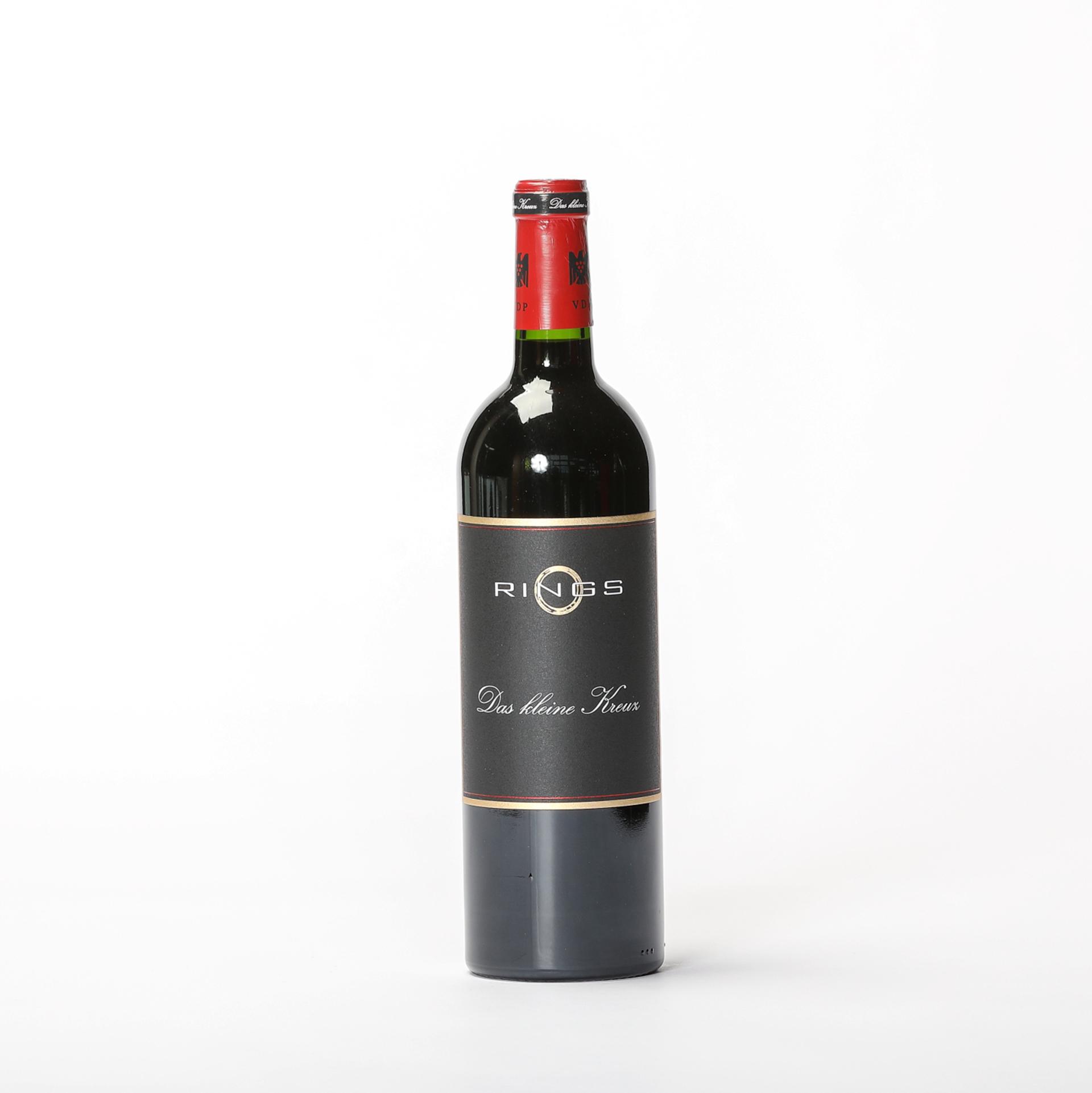 Rotweincuvée Das Kleine Kreuz 2018 - Weingut Rings