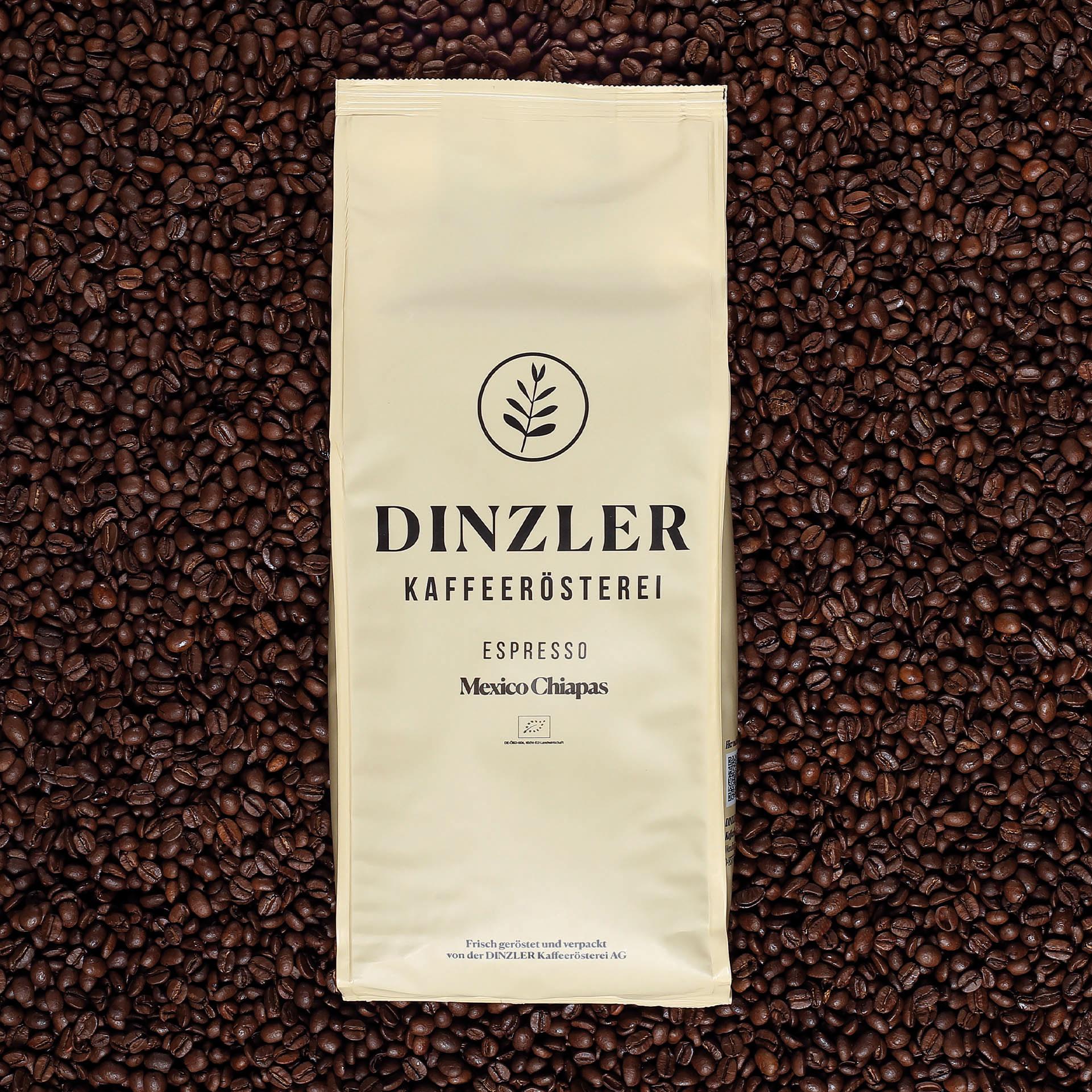 Espresso Mexico Chiapas  | DINZLER Shop