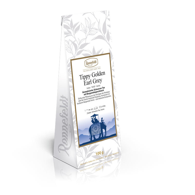 Ronnefeldt Tee Tippy Golden Earl Grey