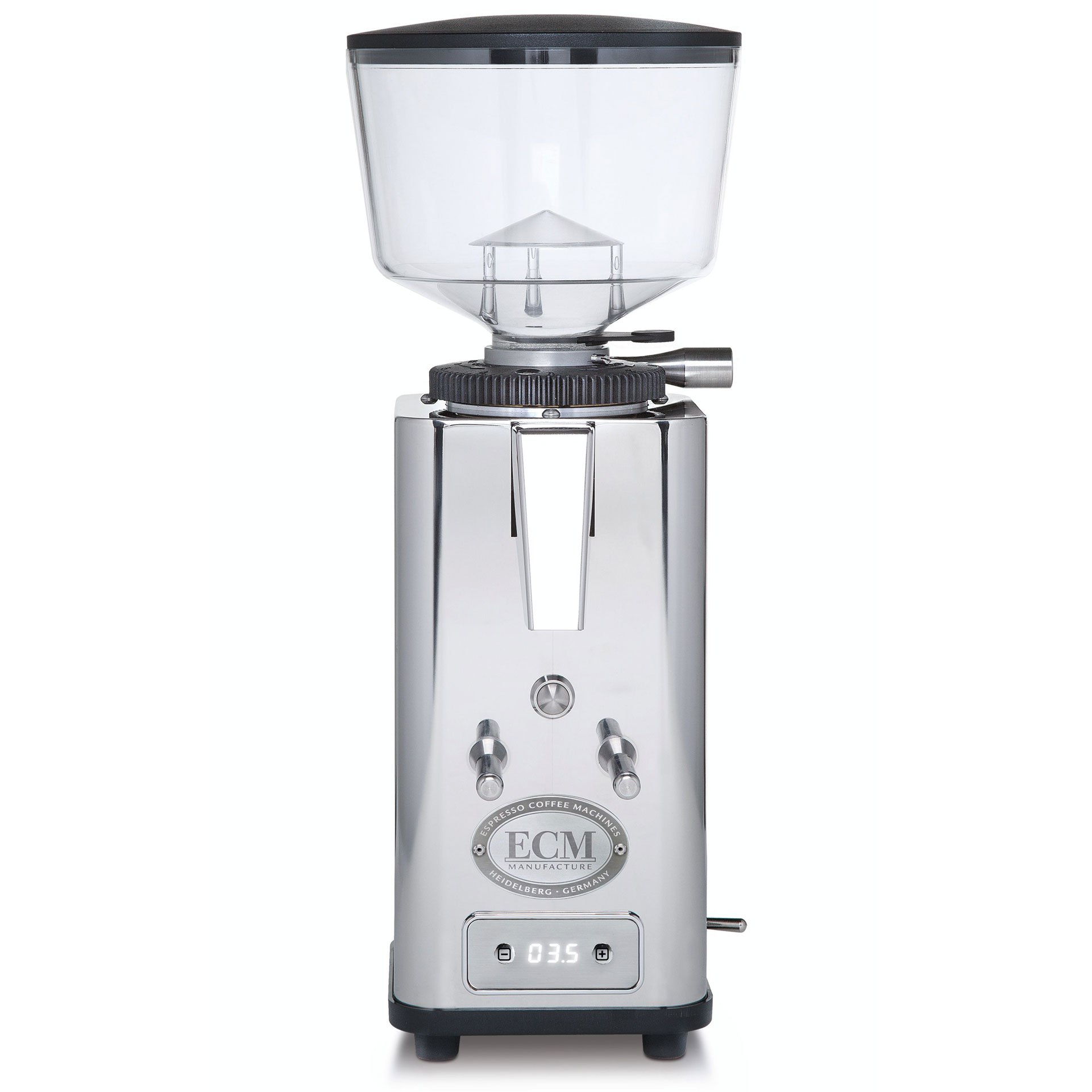 ECM S-Automatik 64 - Silber