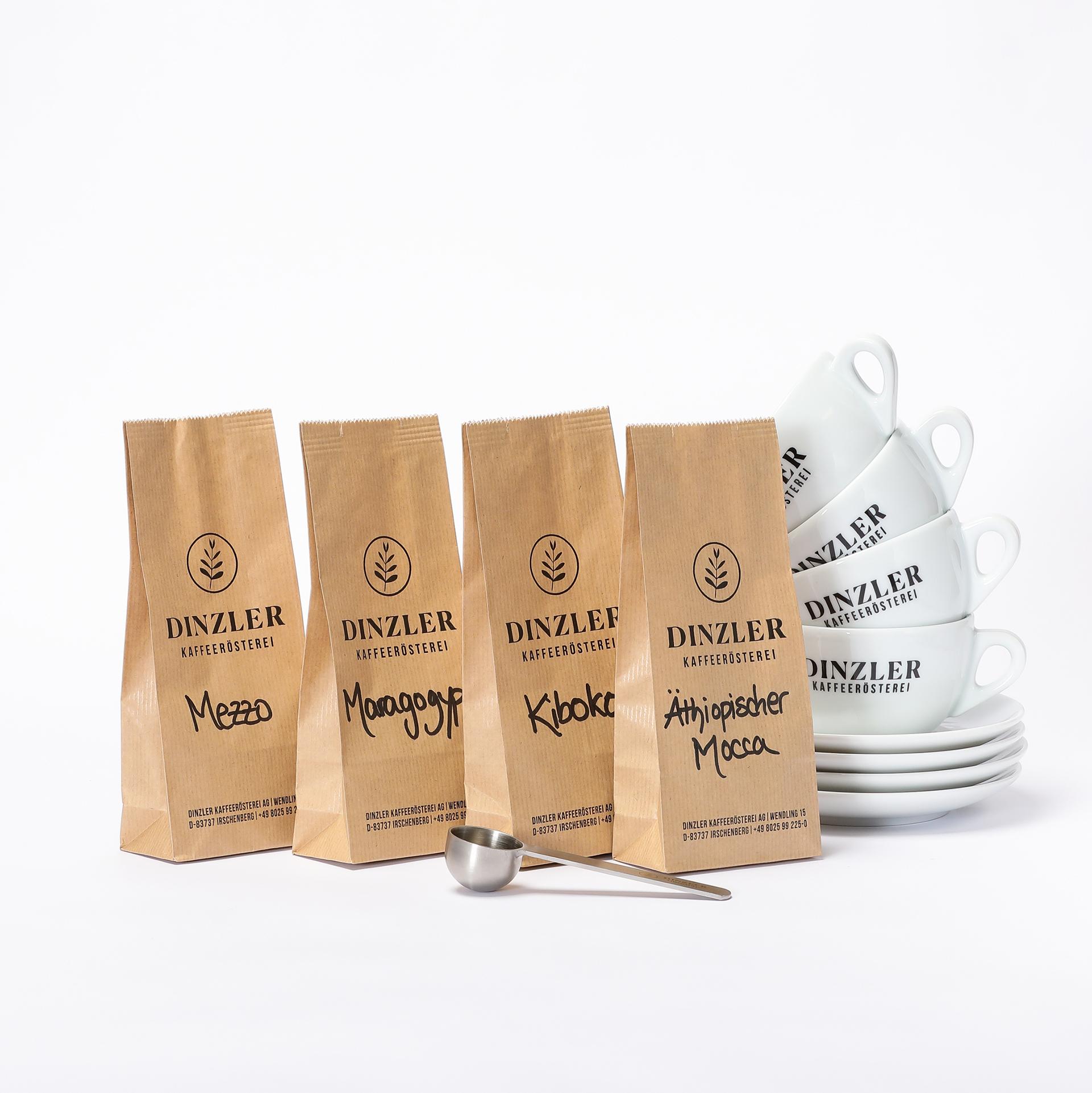 Verkostungspaket Online Kaffeeverkostung für den 29. Mai 2021
