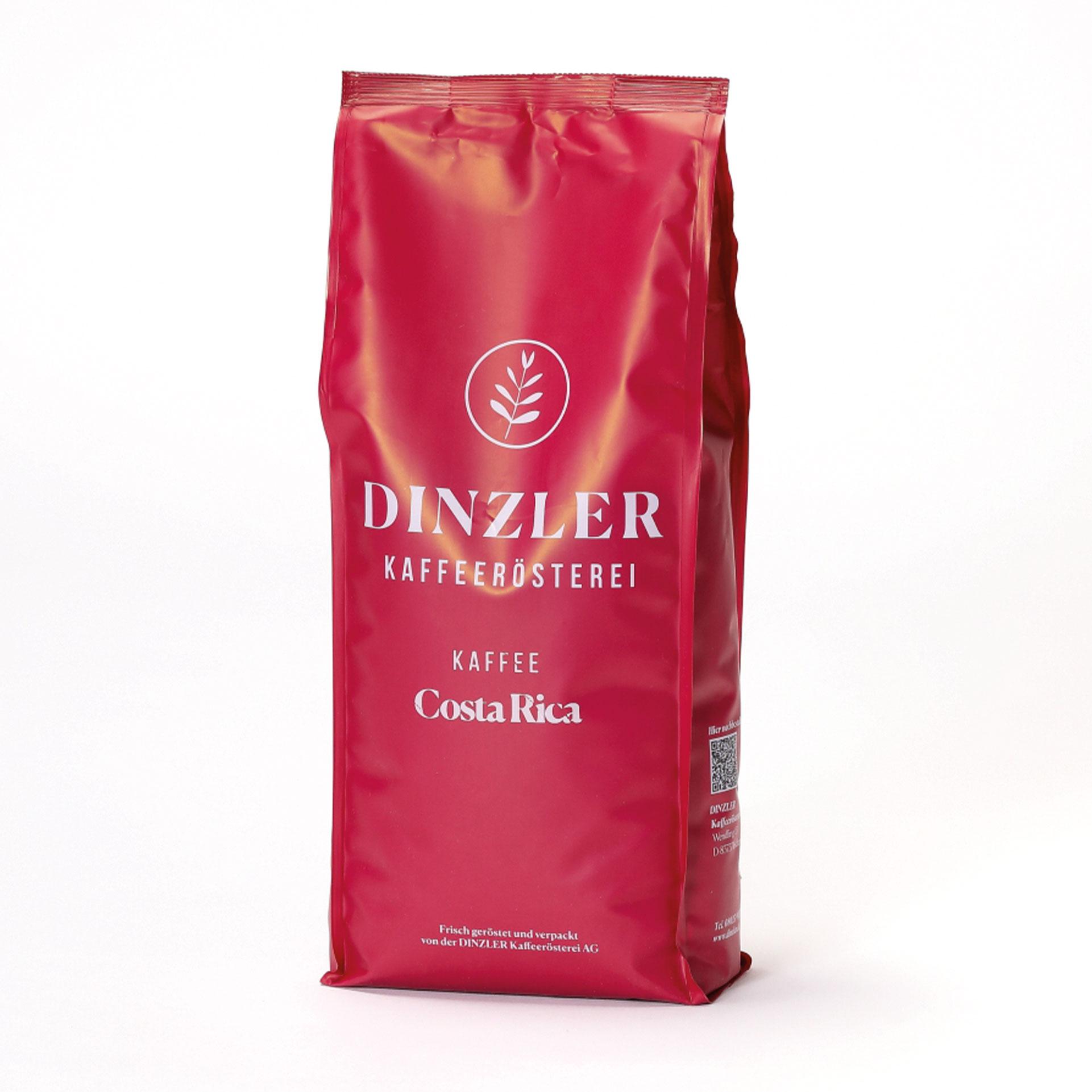 DINZLER Kaffee Costa Rica