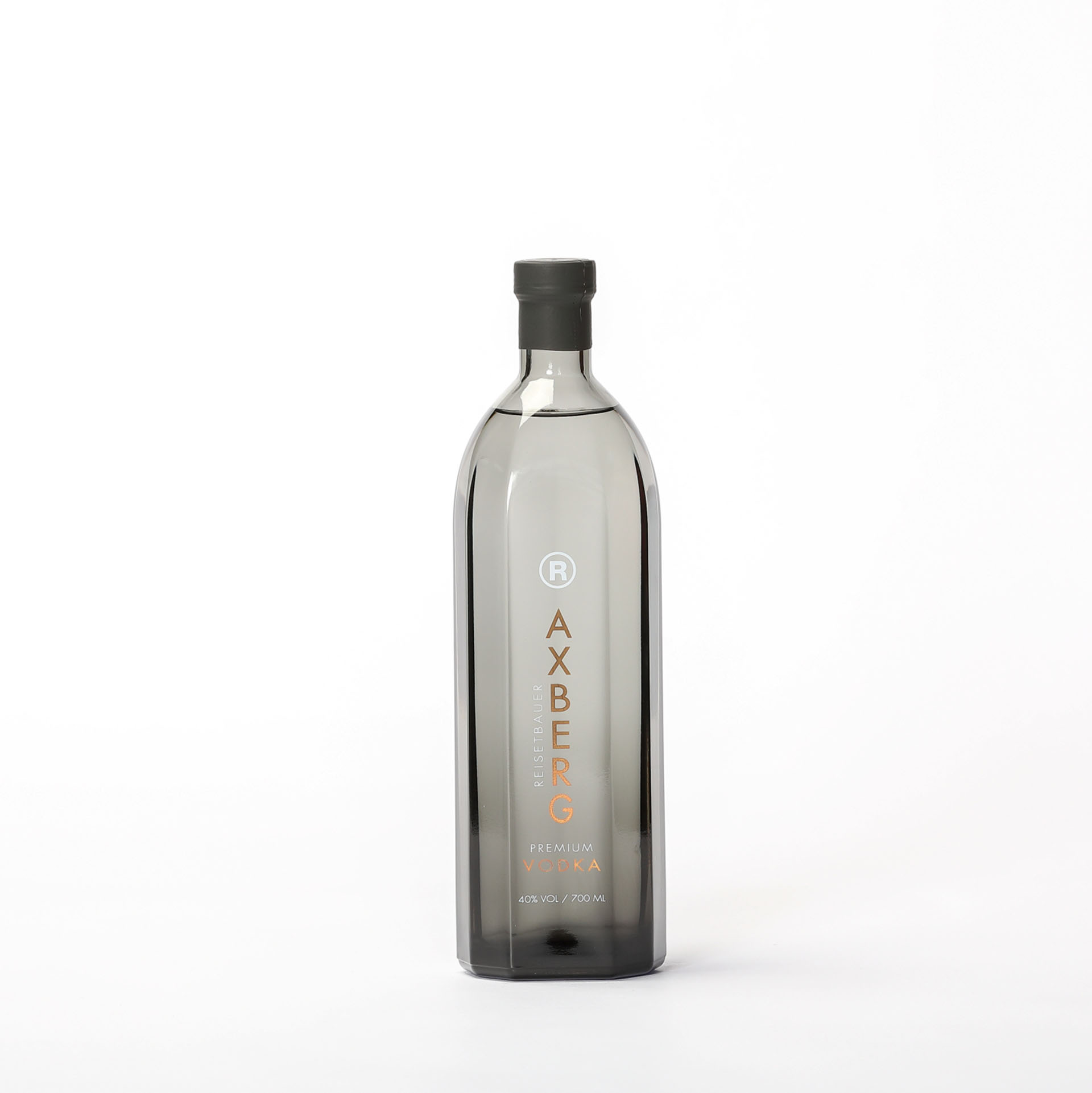 Axberg Vodka - Reisetbauer Qualitätsbrand