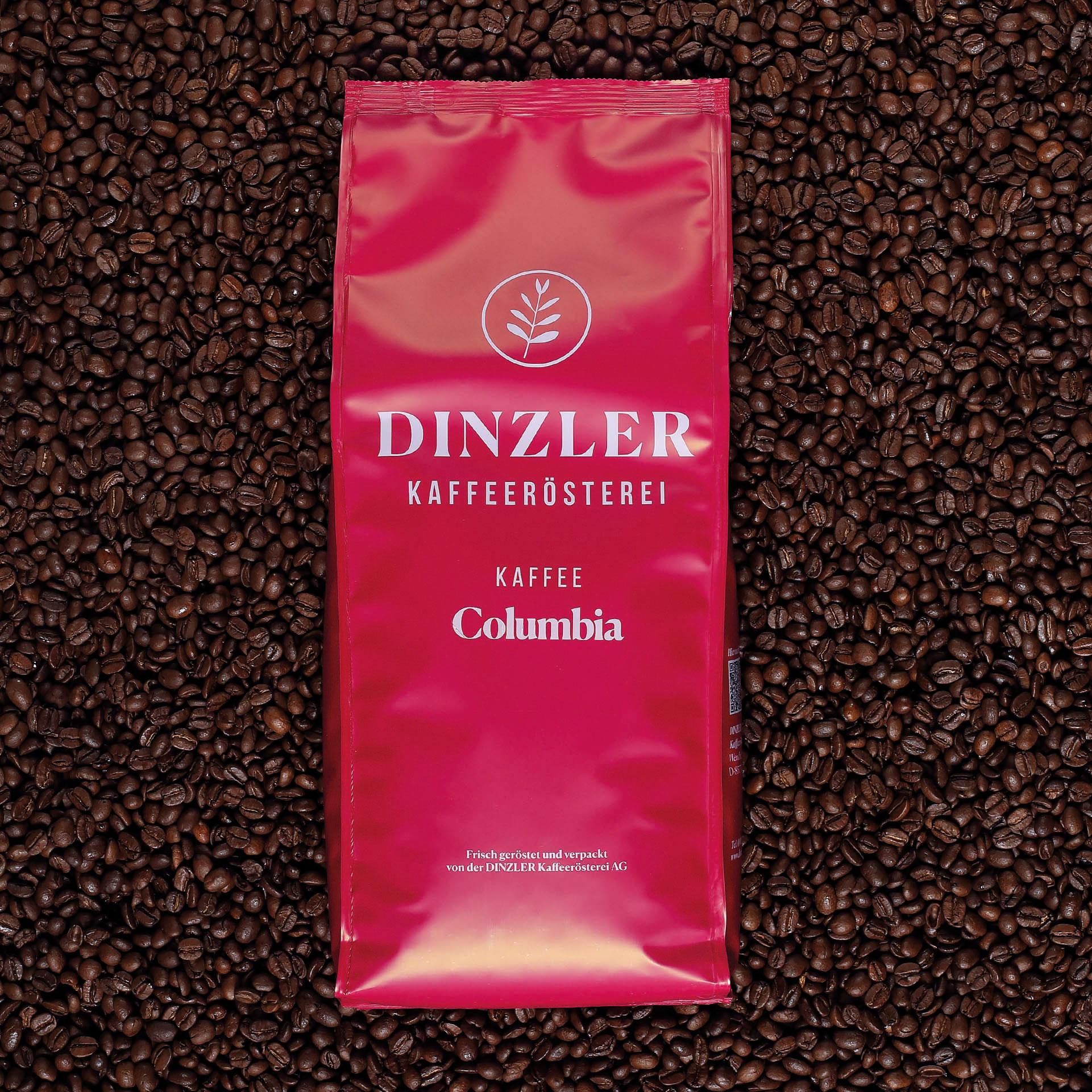 Kaffee Columbia | DINZLER Shop