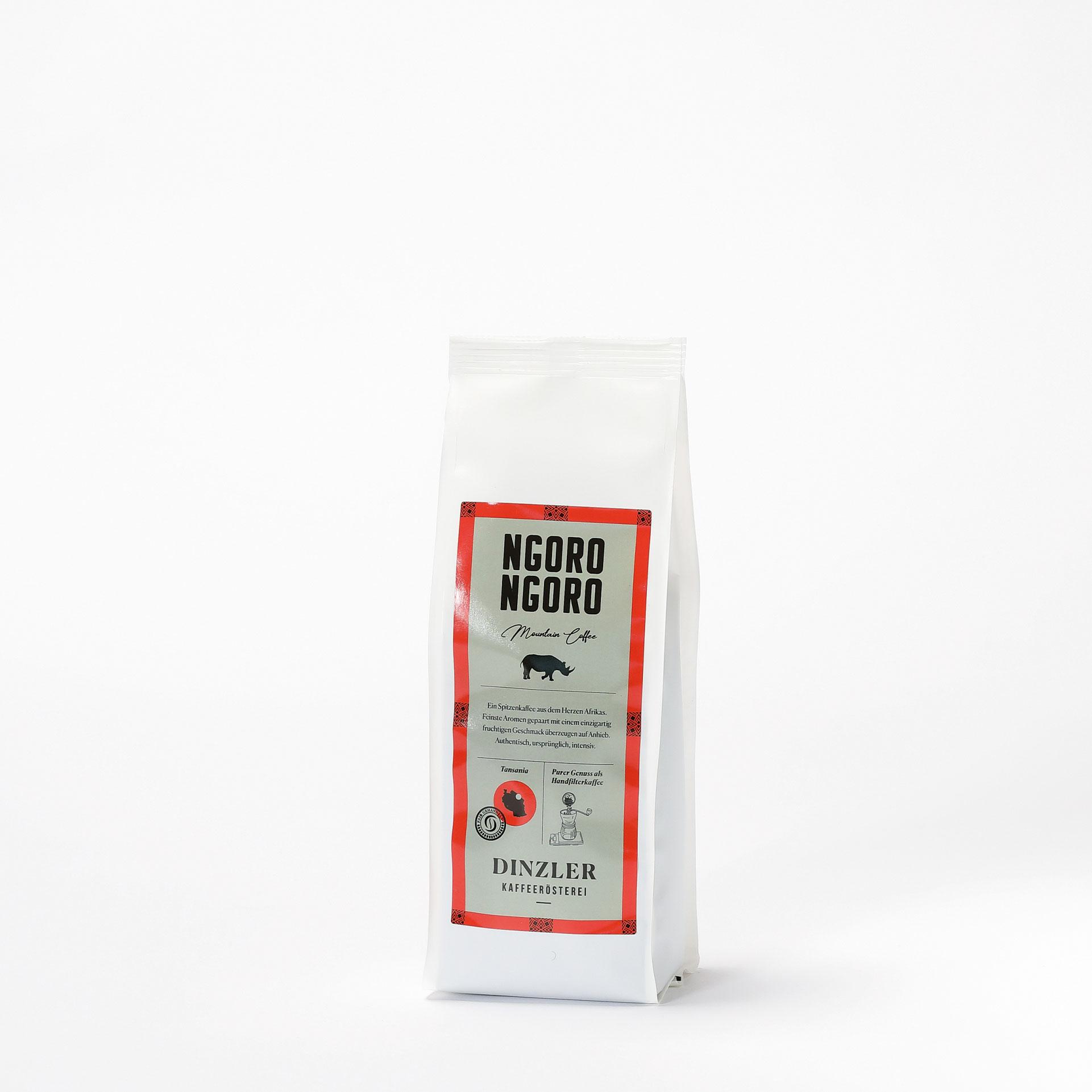 DINZLER Kaffee Ngoro Ngoro