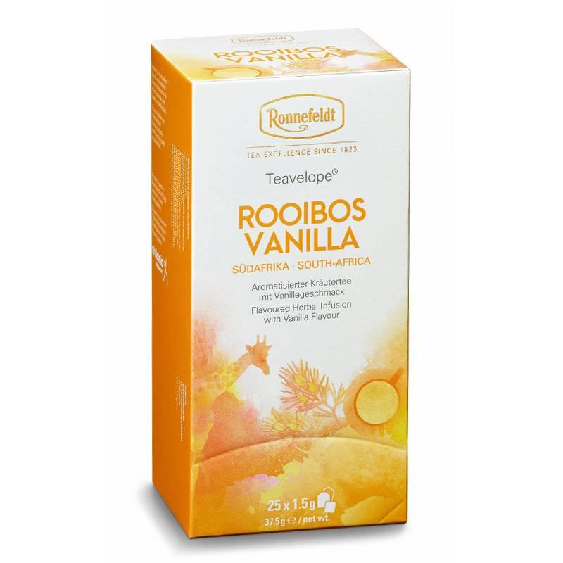 Ronnefeldt Teavelope Roiboos Vanilla