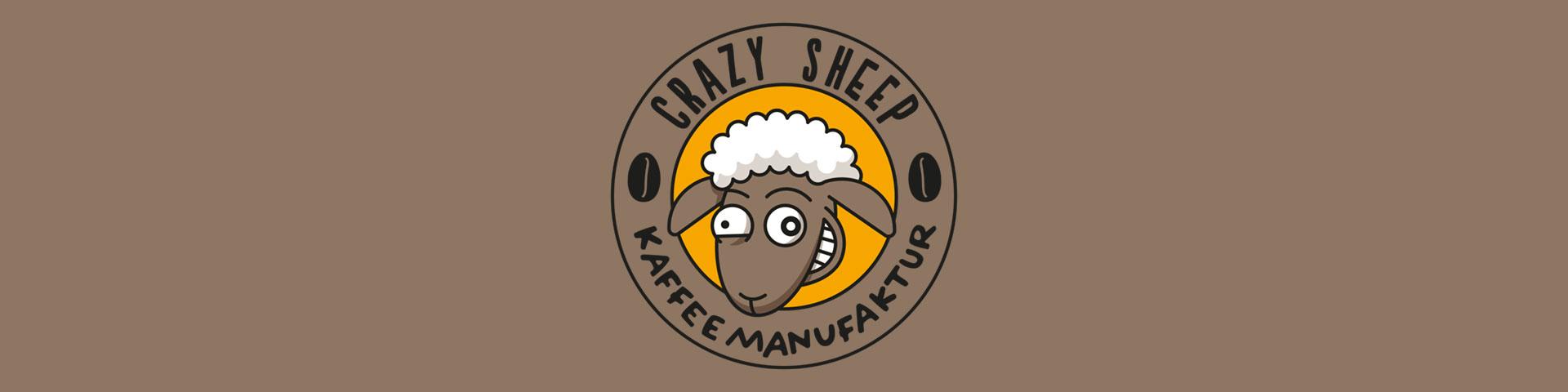 Crazy Sheep - Verrückt nach gutem Kaffee!