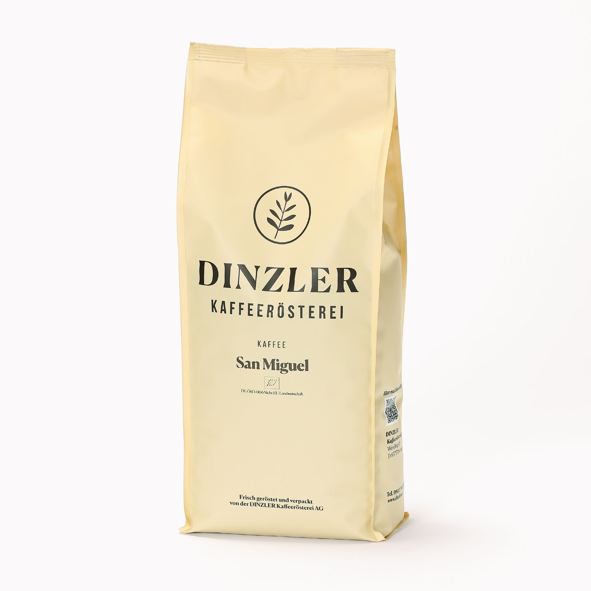 DINZLER Kaffee San Miguel