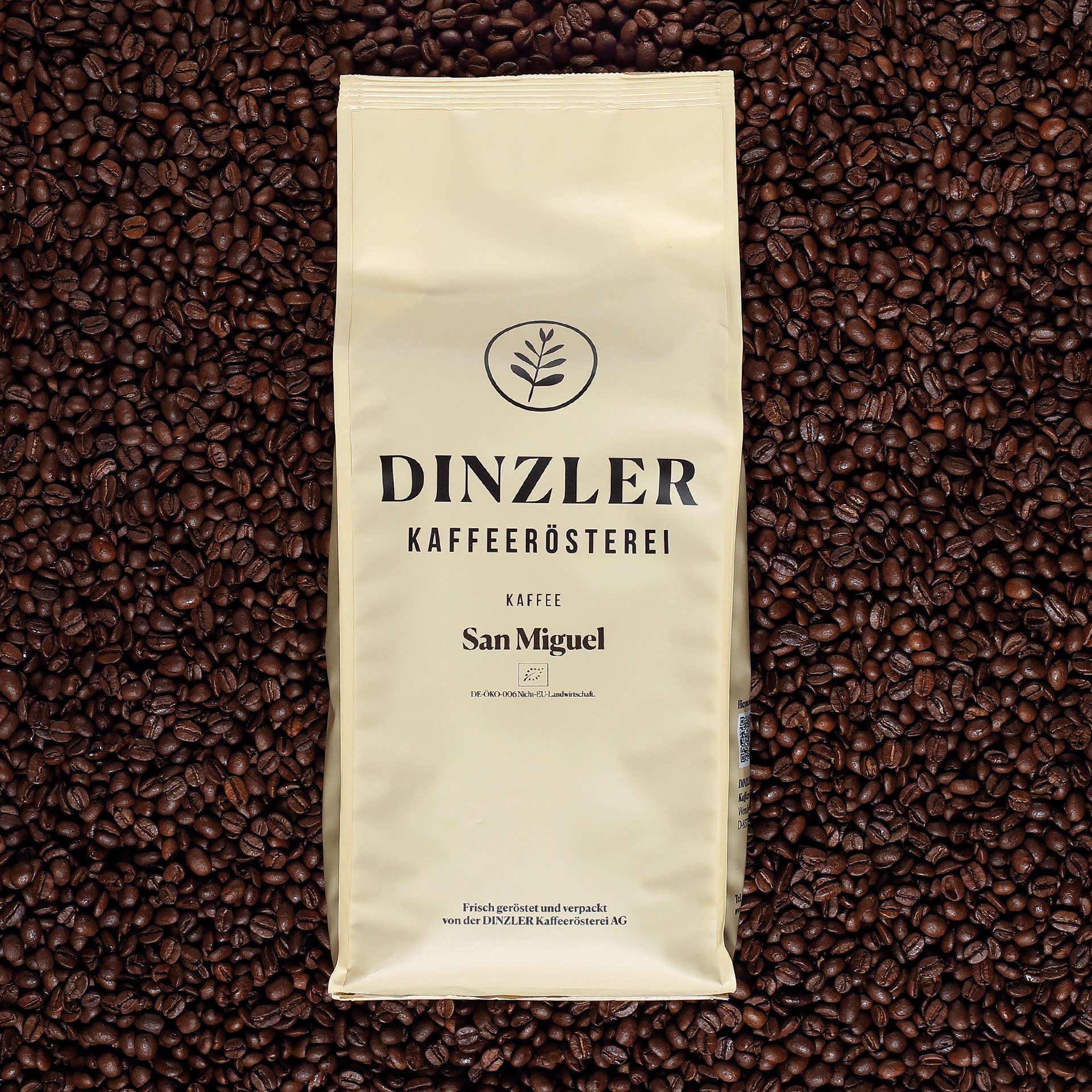 Kaffee San Miguel | DINZLER Shop