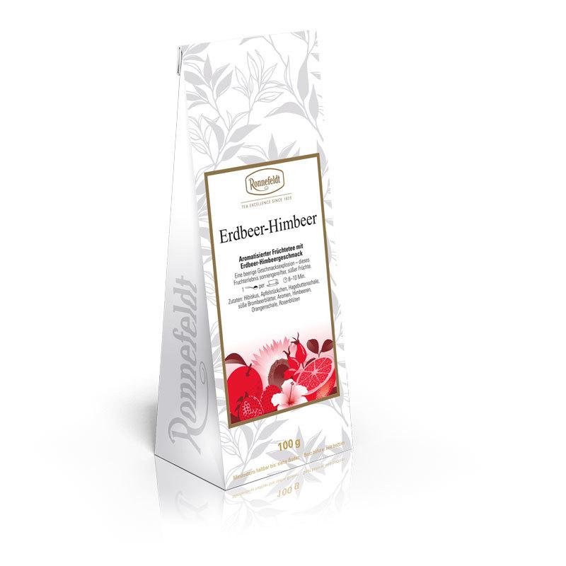 Ronnefeldt Tee Erdbeer Himbeer