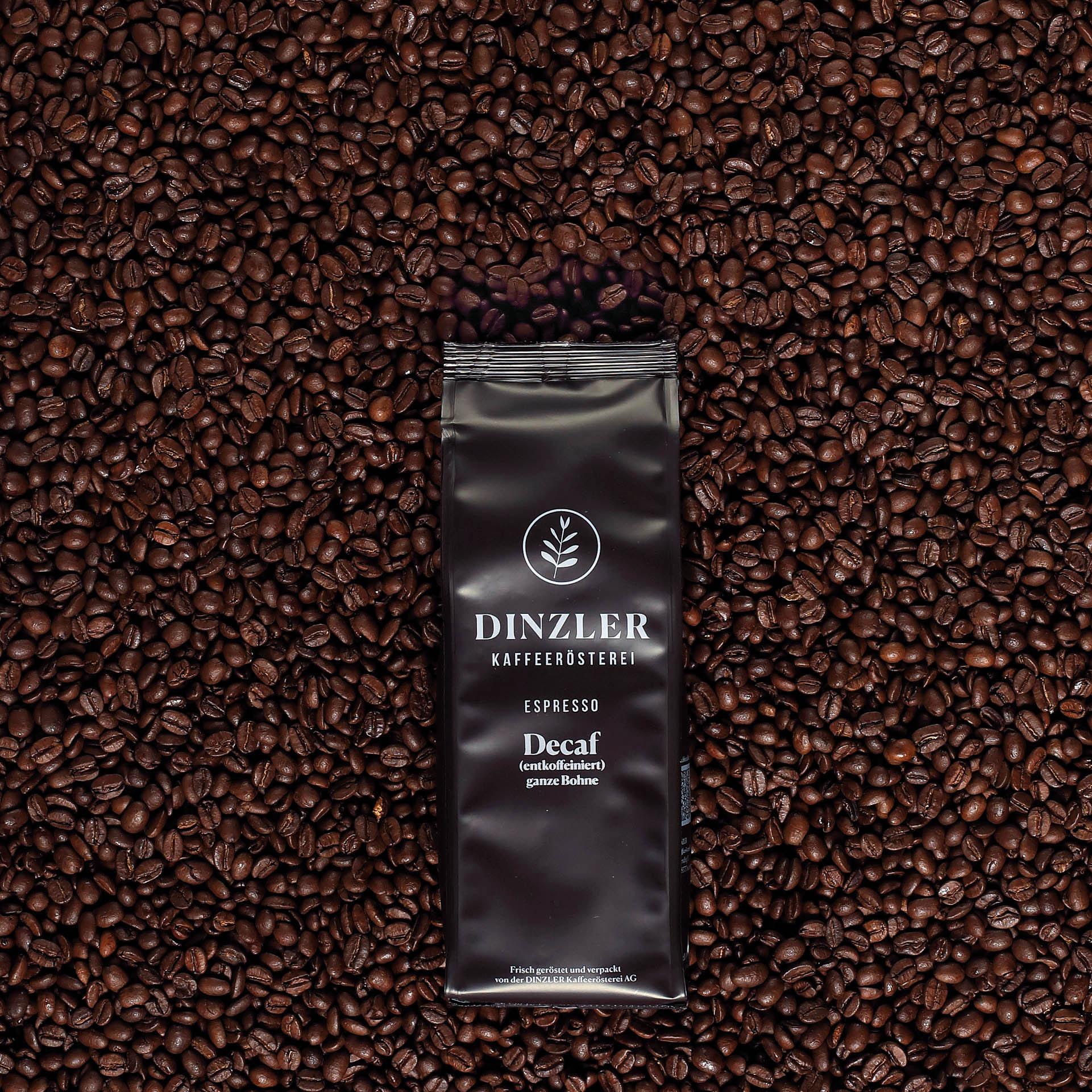 Entkoffeinierer Espresso Decaf  | DINZLER Shop