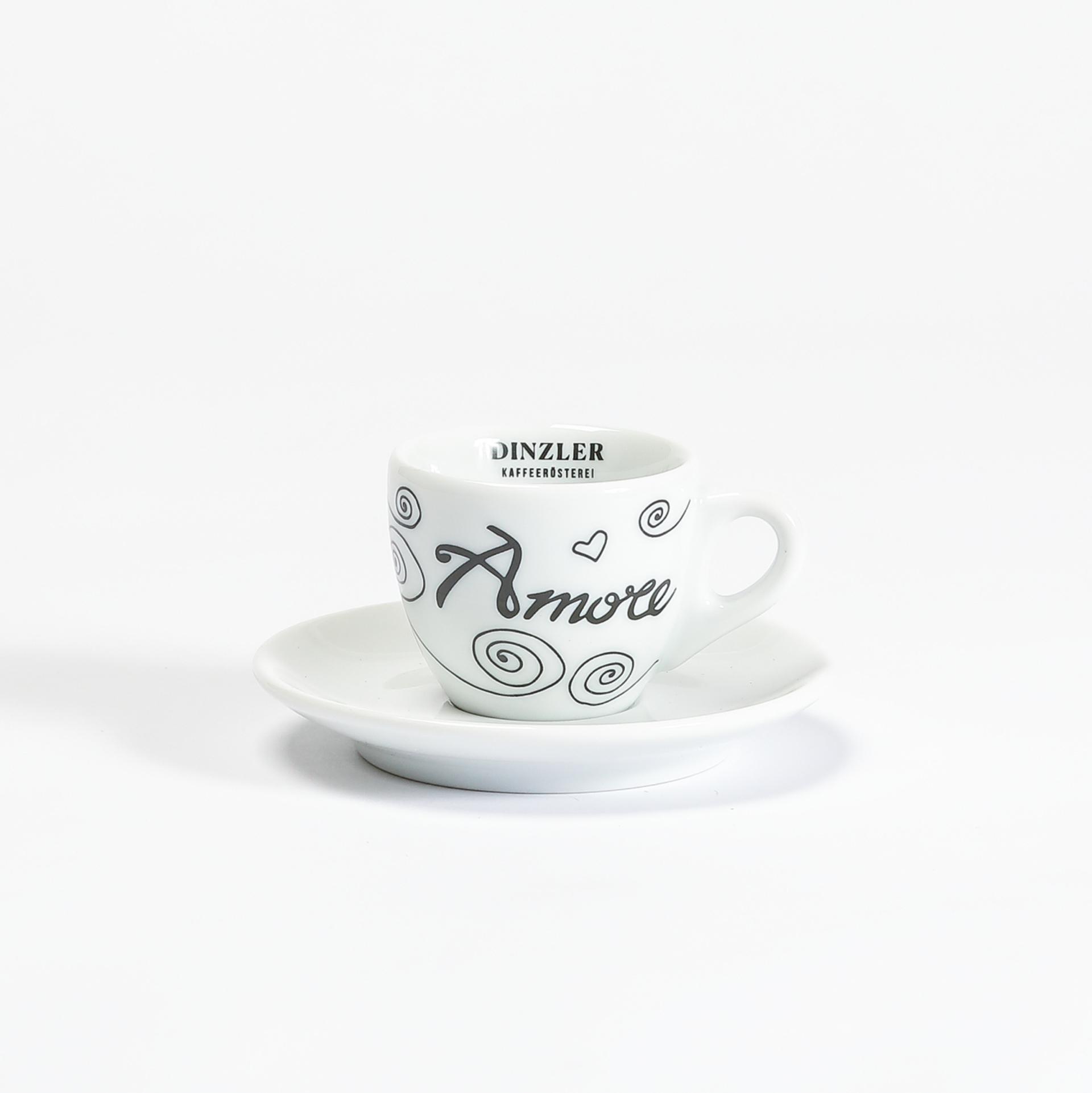 """Espressotasse Sonderedition """"Amore"""""""