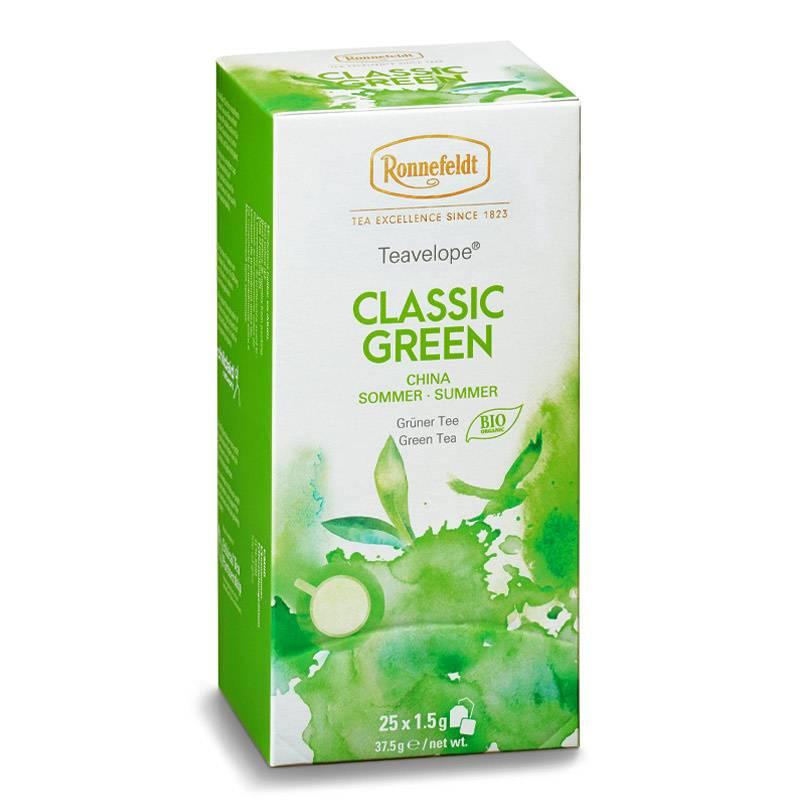 Ronnefeldt Teavelope Classic Green