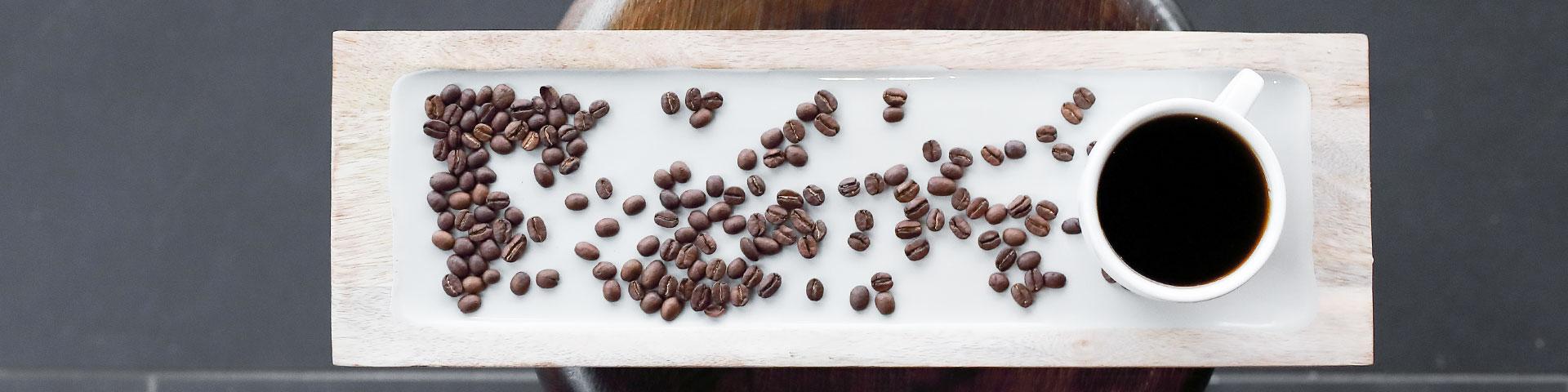 Kaffee Sorten - Alle DINZLER Kaffee Sorten
