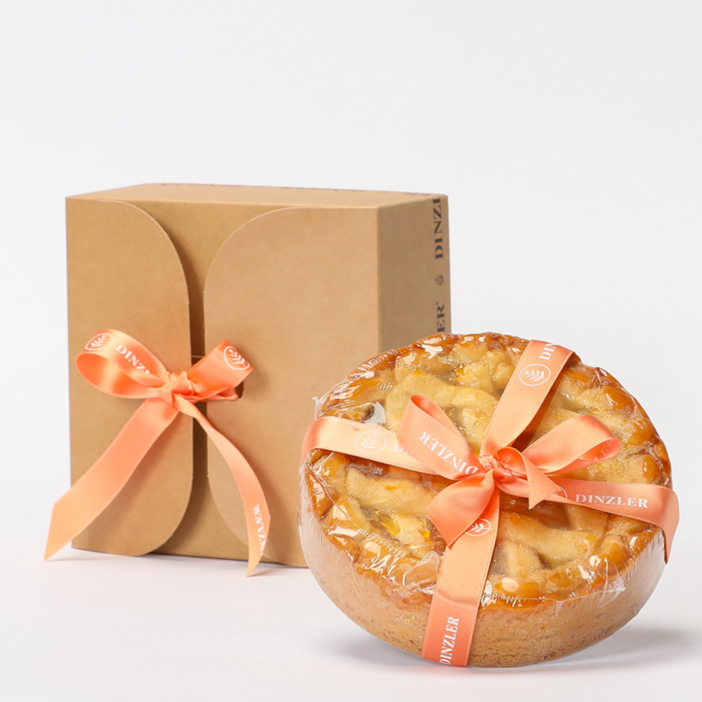 Aprikosen-Crostata 500g