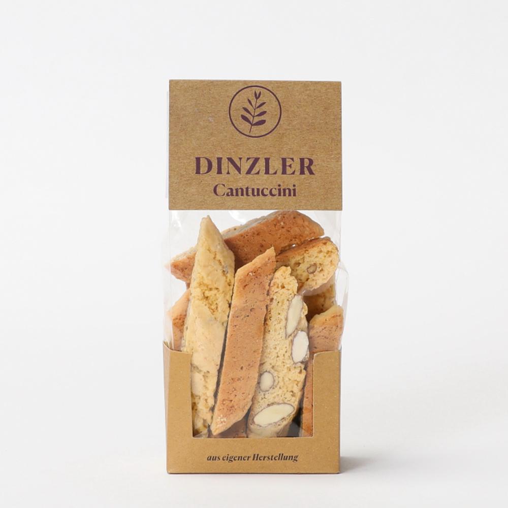 Produktbild DINZLER Cantuccini Klassik 150 g| DINZLER Kaffeerösterei