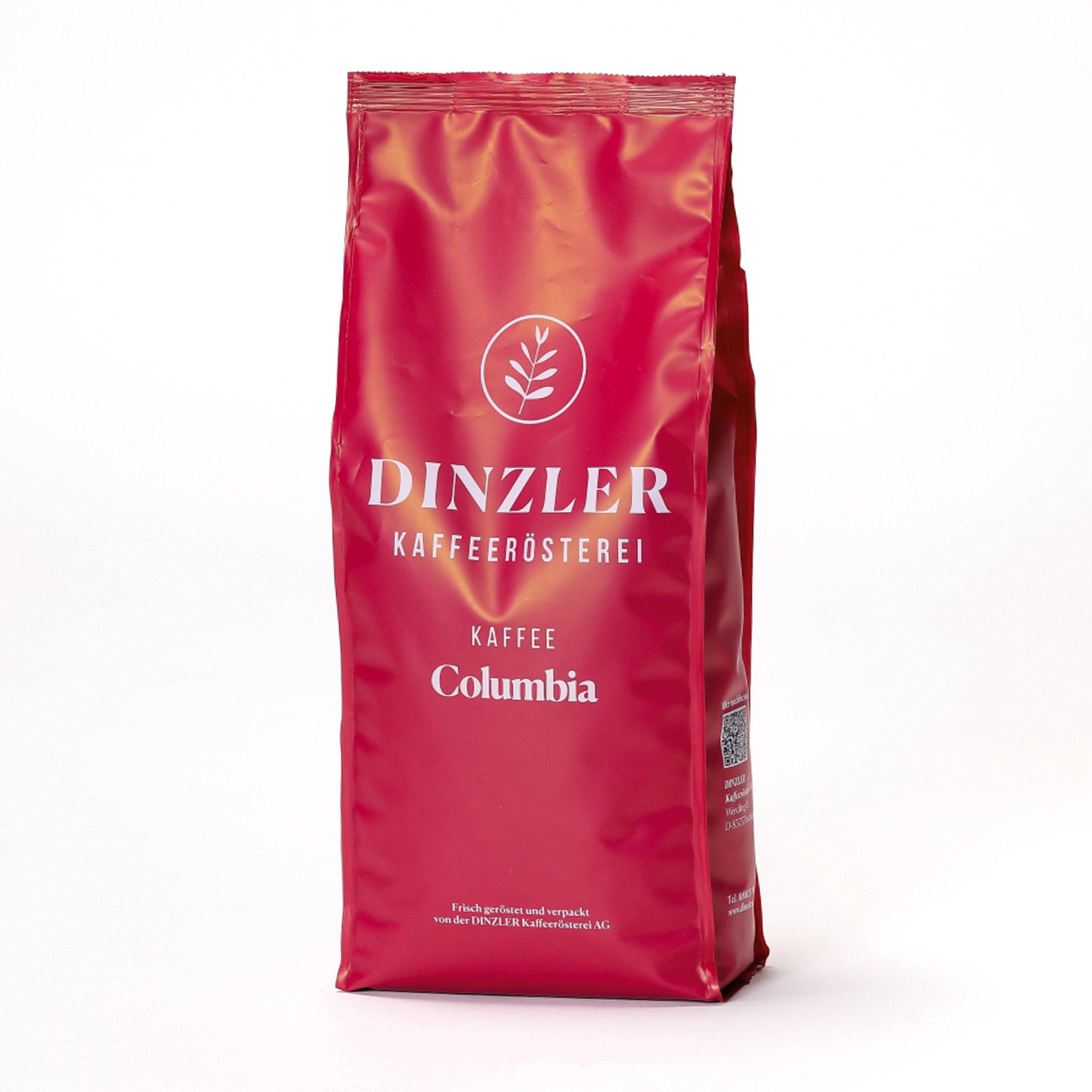 DINZLER Kaffee Columbia