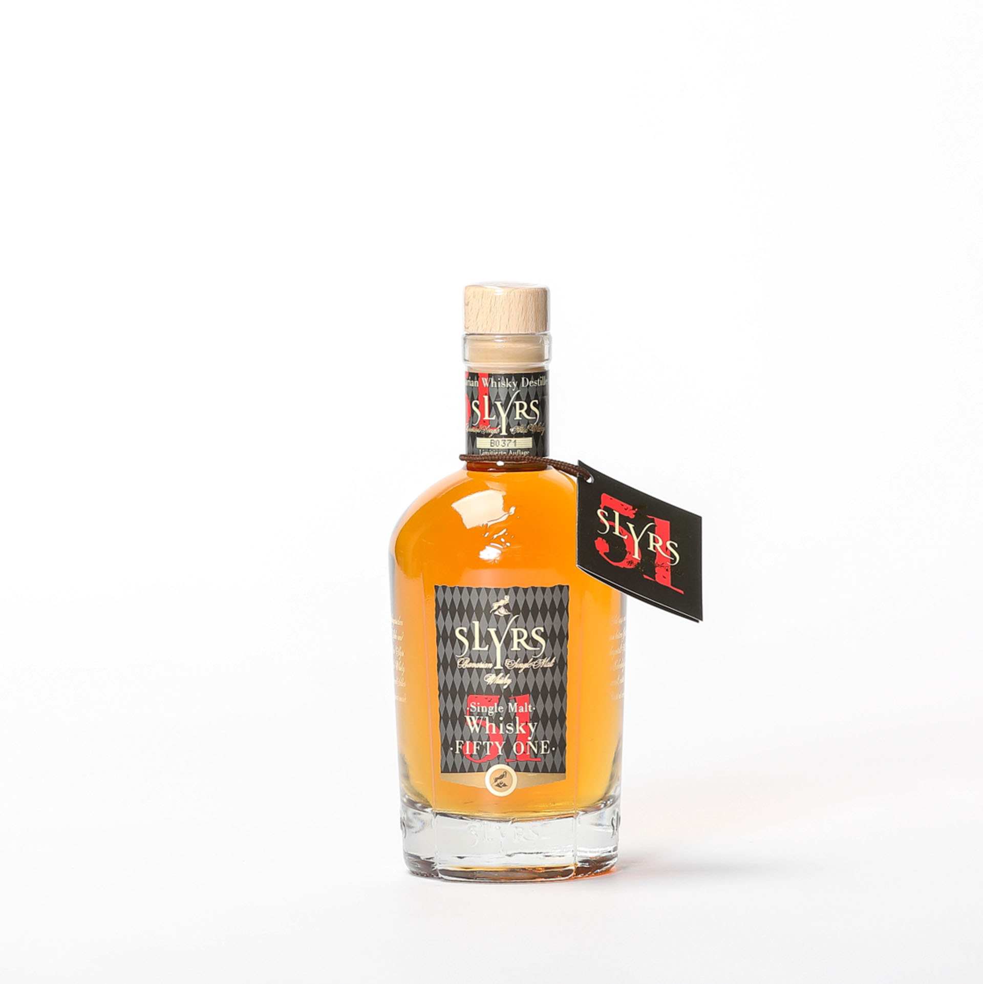 Single Malt Whisky Fifty One - Slyrs Destillerie