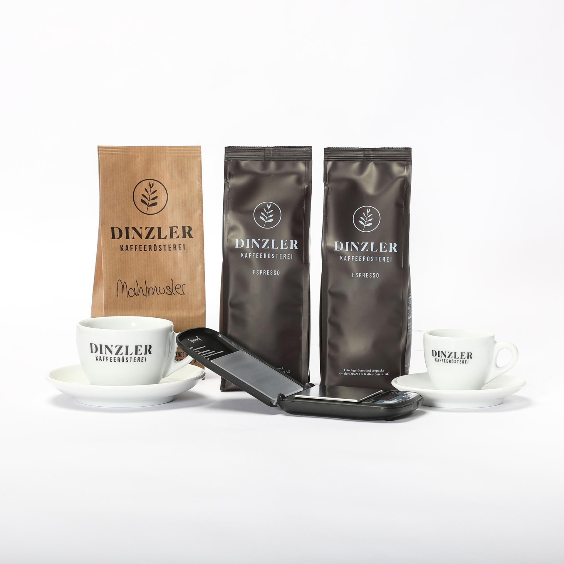 Espresso Einstellset - Il Gustoso