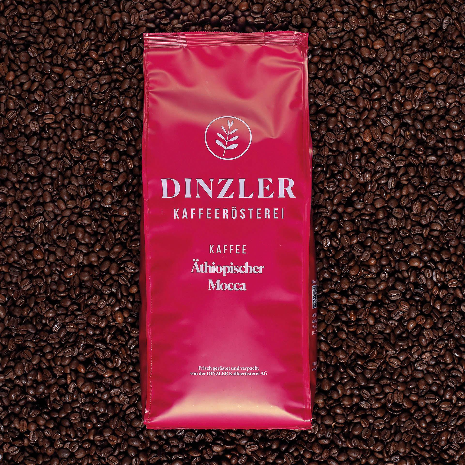 Kaffee Äthiopischer Mocca | DINZLER Shop